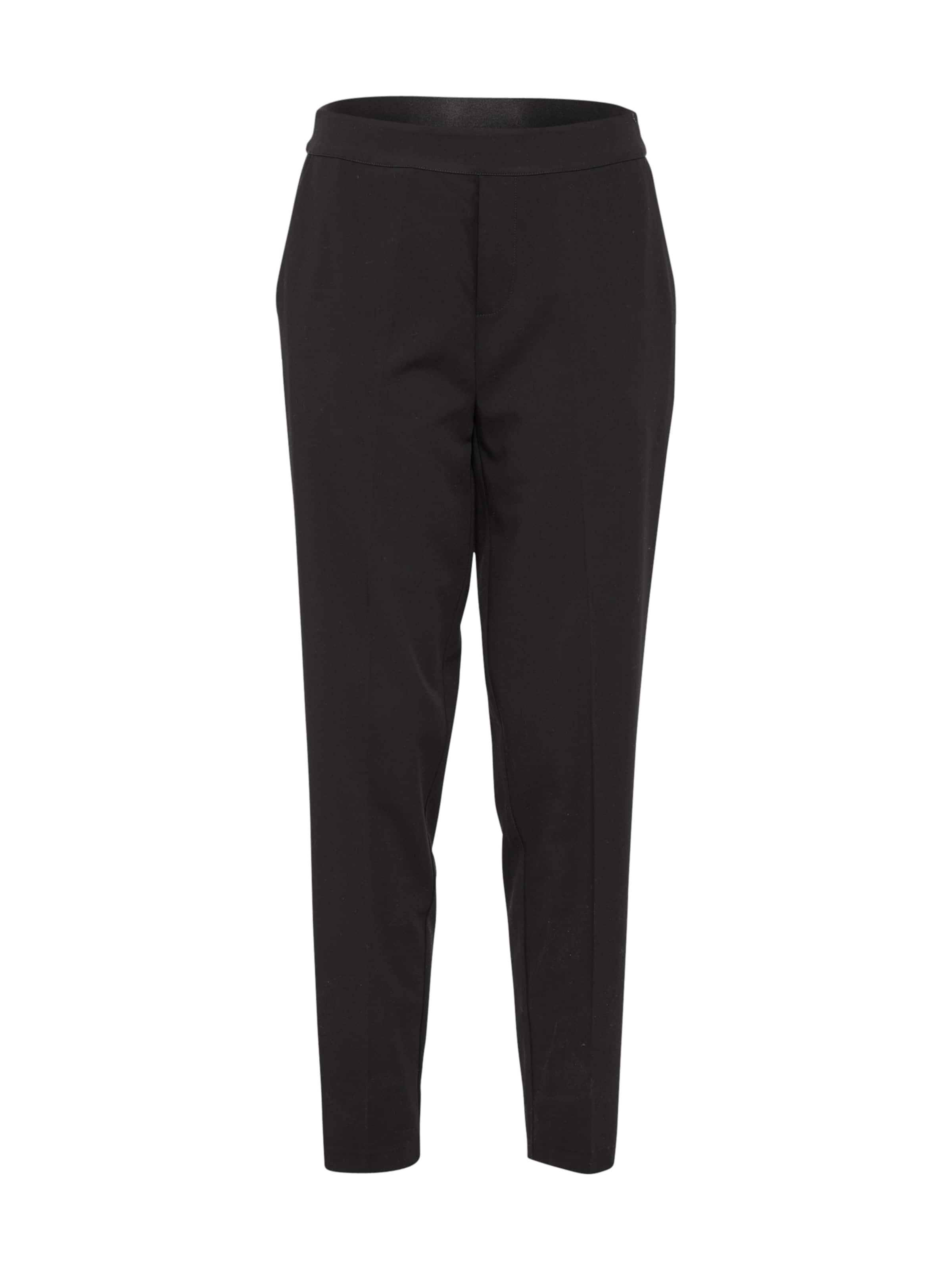 Object Plis À 'cecilie' Noir Pantalon En CxBoeWEQdr