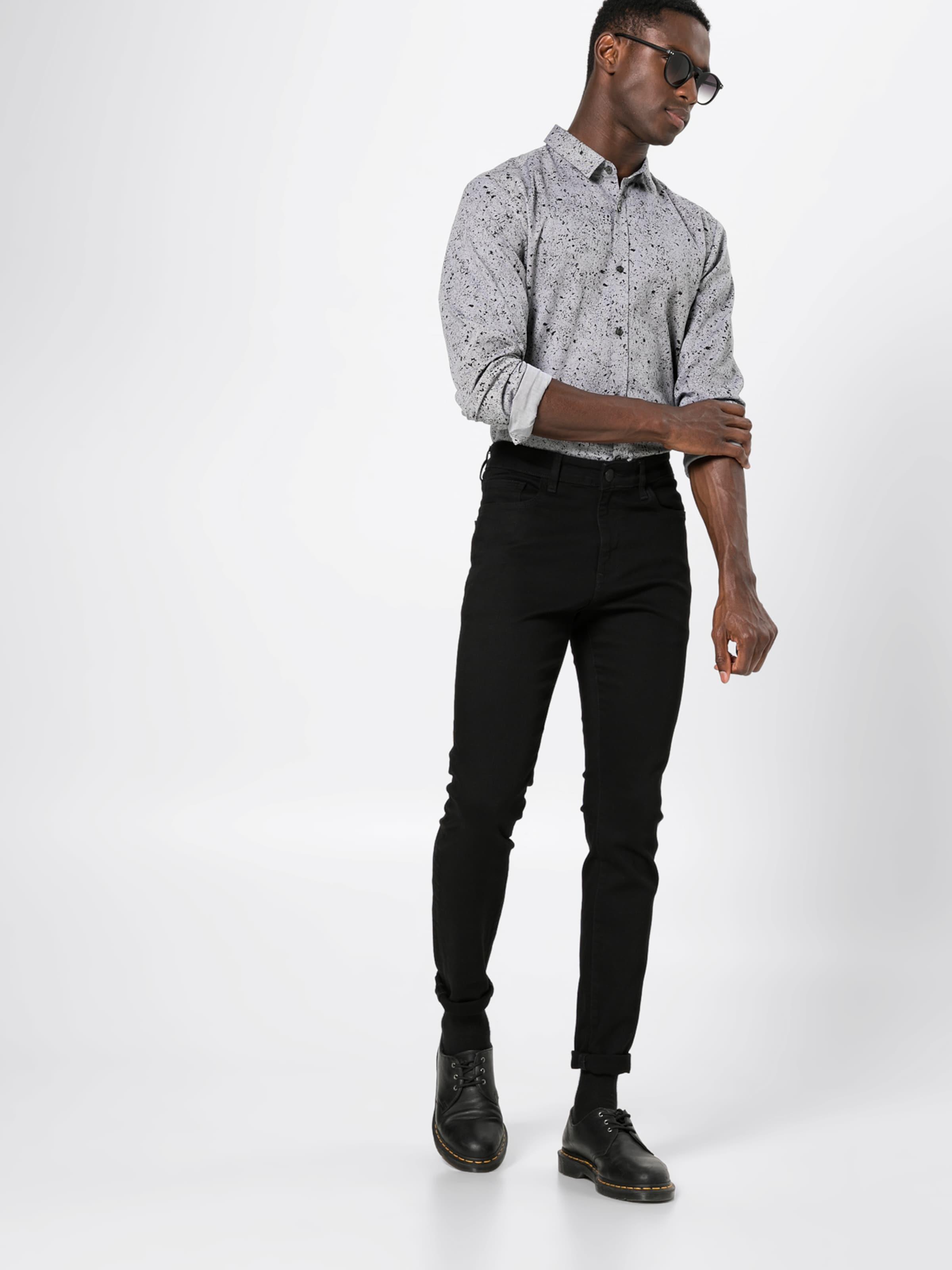 'skinny Gris Black' Jean Denim En Review Aj35c4qLR