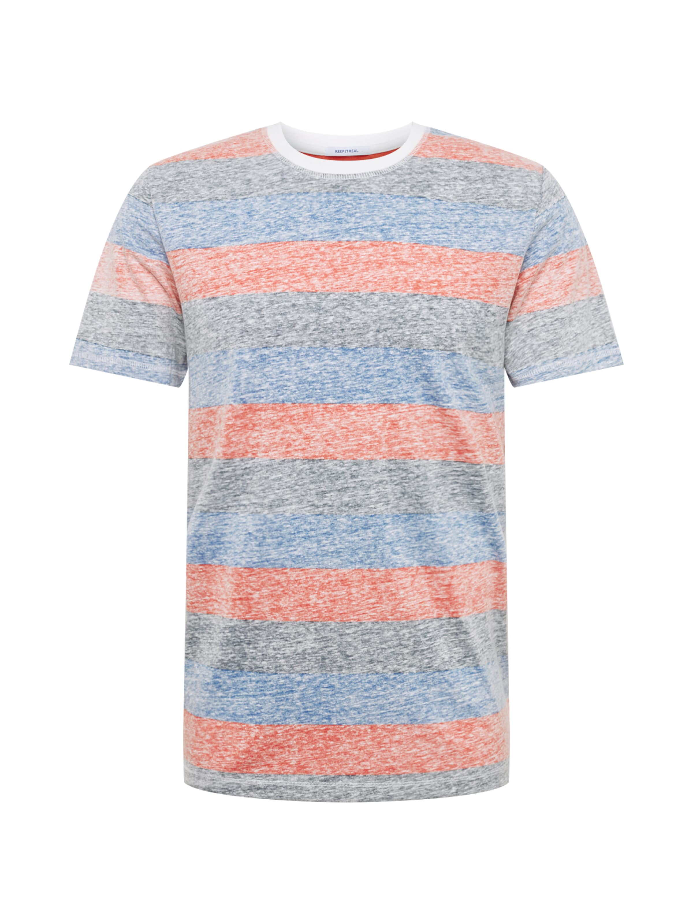 shirt En Jones 'sider' T Chiné Gris Jackamp; BleuClair yb6f7g
