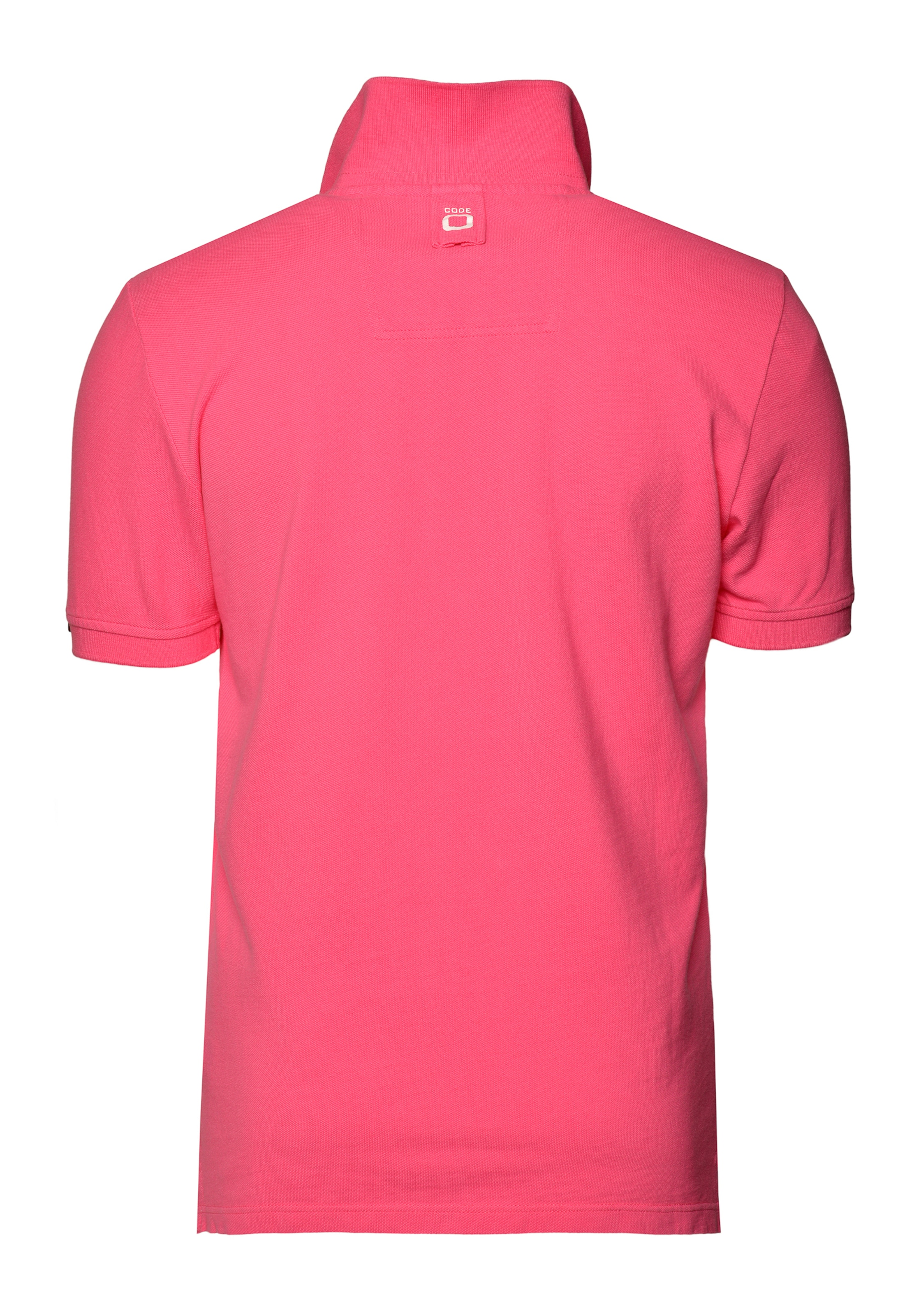 In Poloshirts Pink Code Shore Polo zero Y7gy6bf