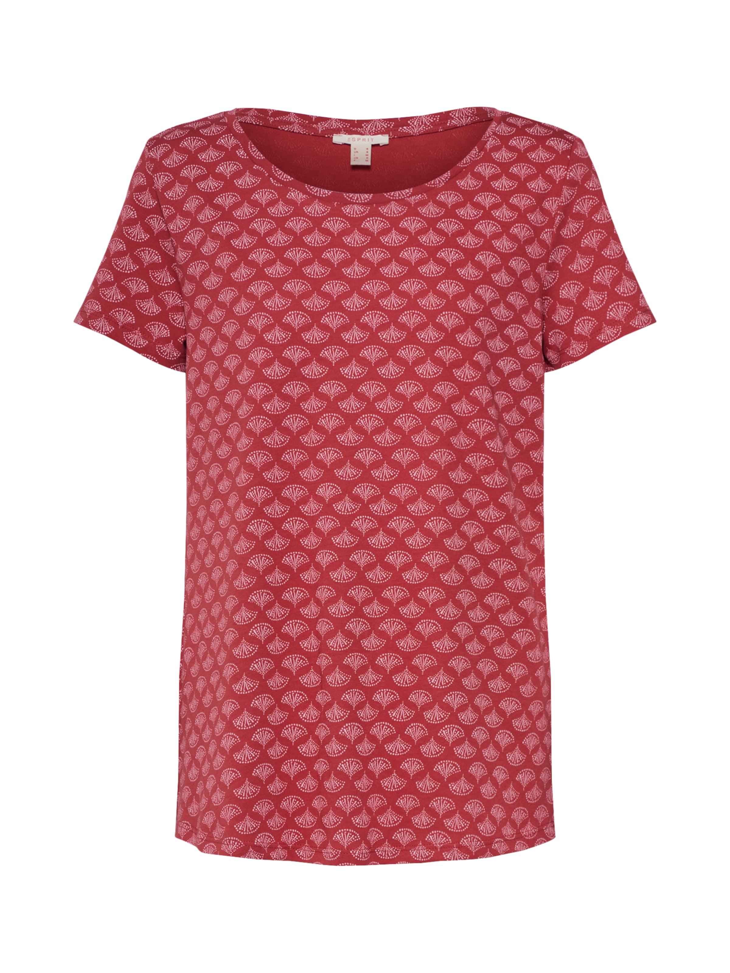 shirt T Esprit NoirBlanc 'aop En Aw' QrdxtBshoC