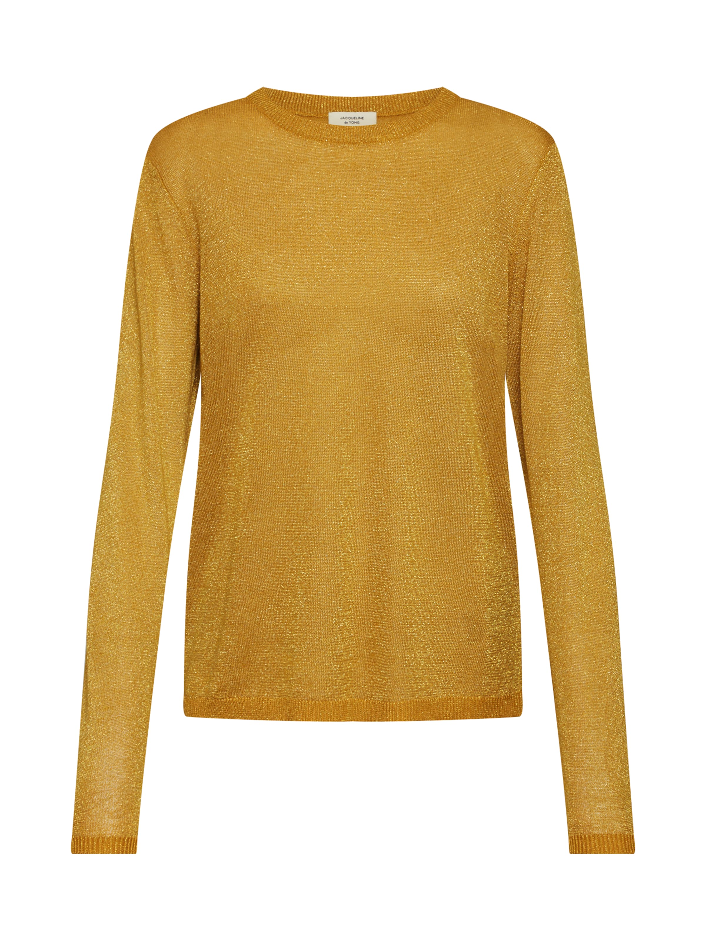Jacqueline In Goldgelb Pullover De Yong Yb7vfyI6gm