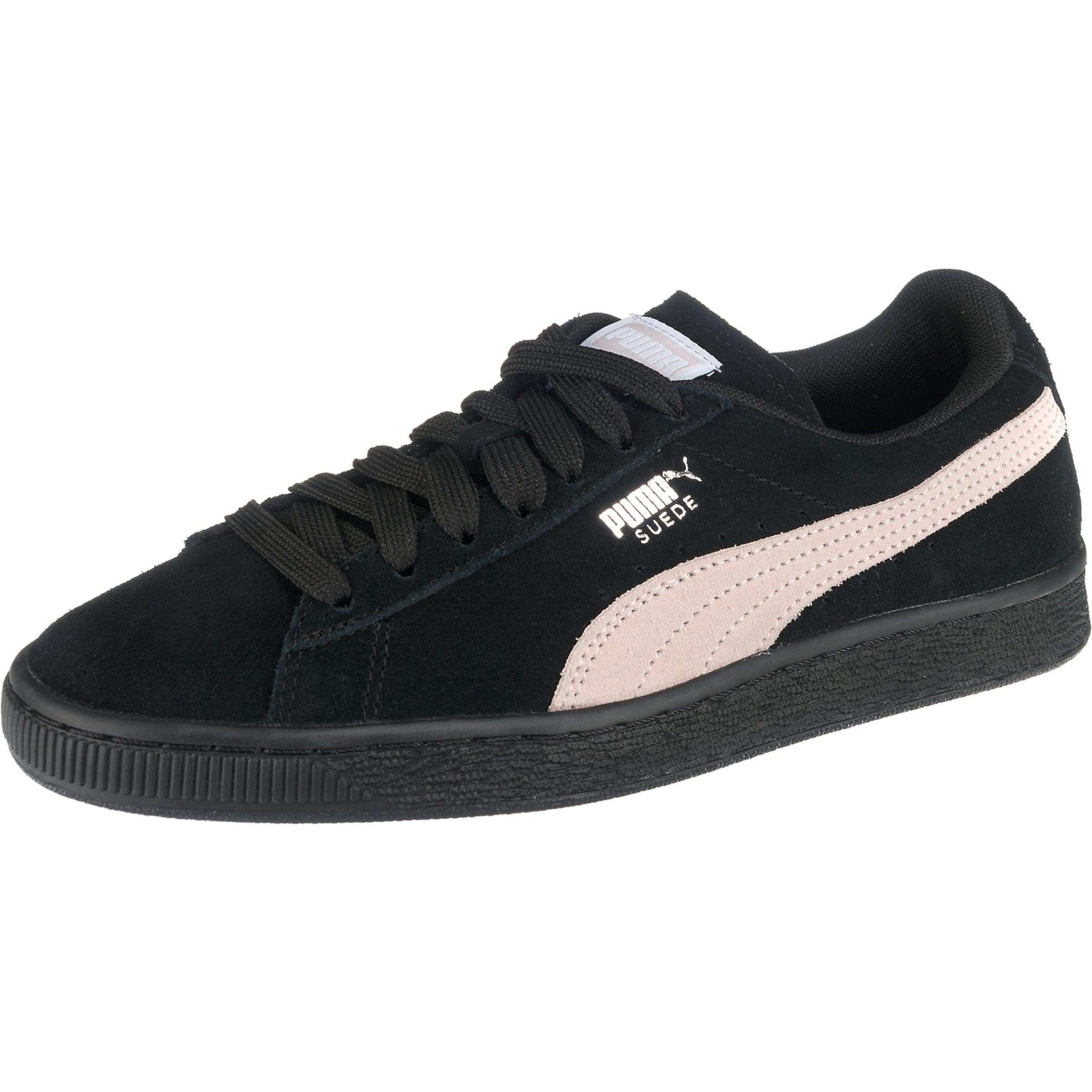 'suede PuderSchwarz Classic' Puma Sneaker In hQsrdt