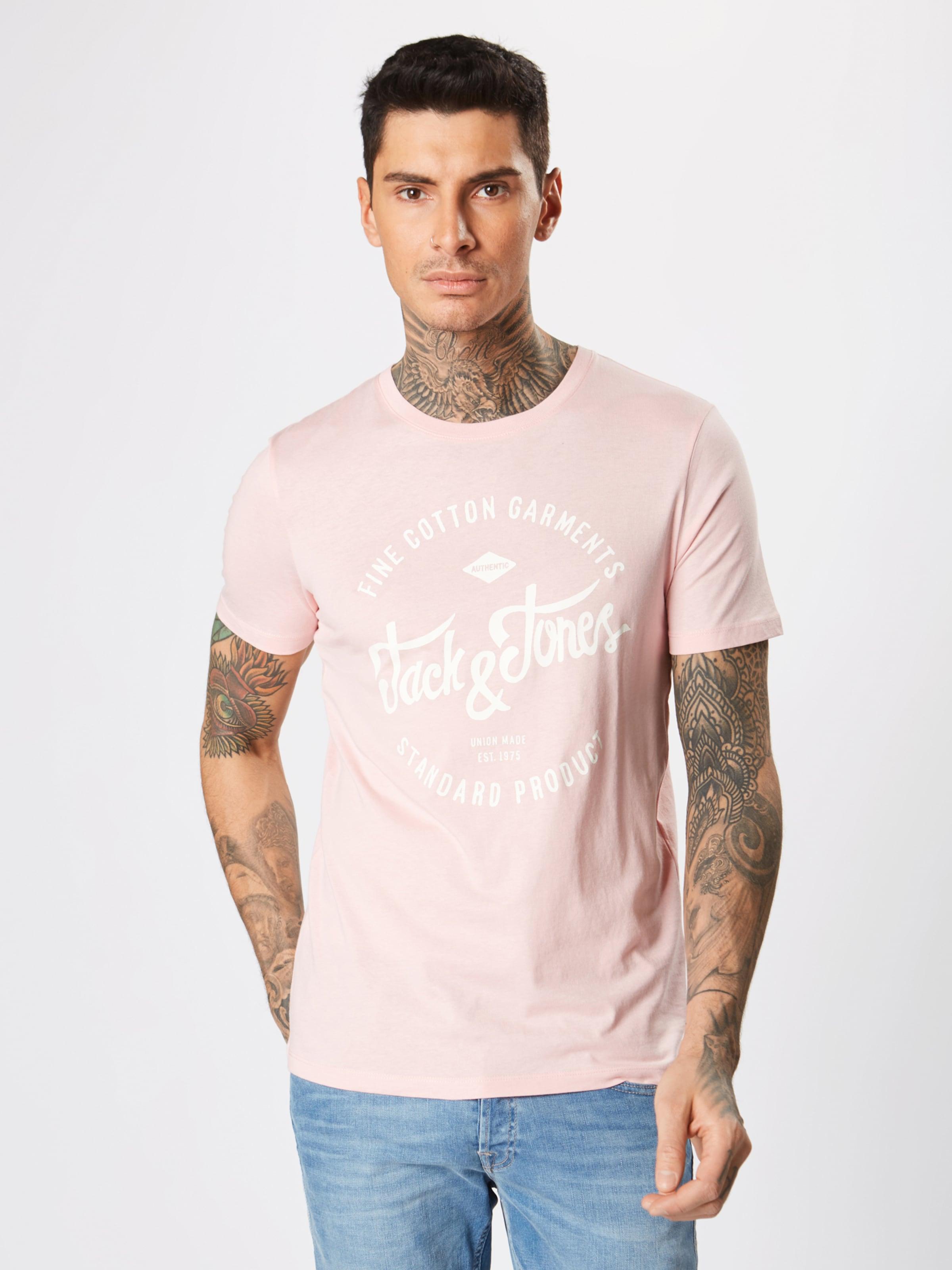 T Jackamp; shirt En Jones RoseBlanc TJK1lcF