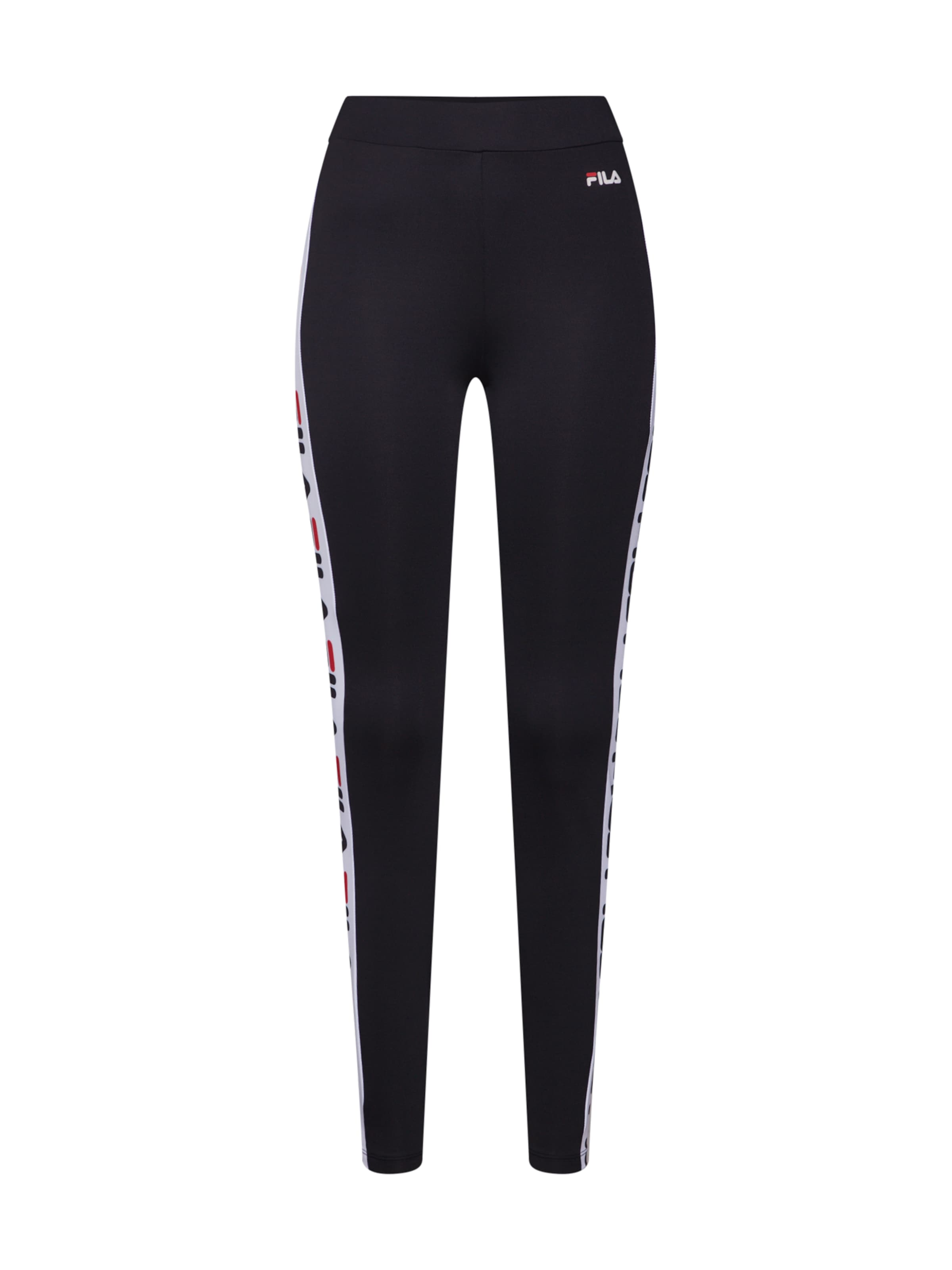 'holly Pantalon En Fila Leggings' Blanc RougeNoir rshQdxCt