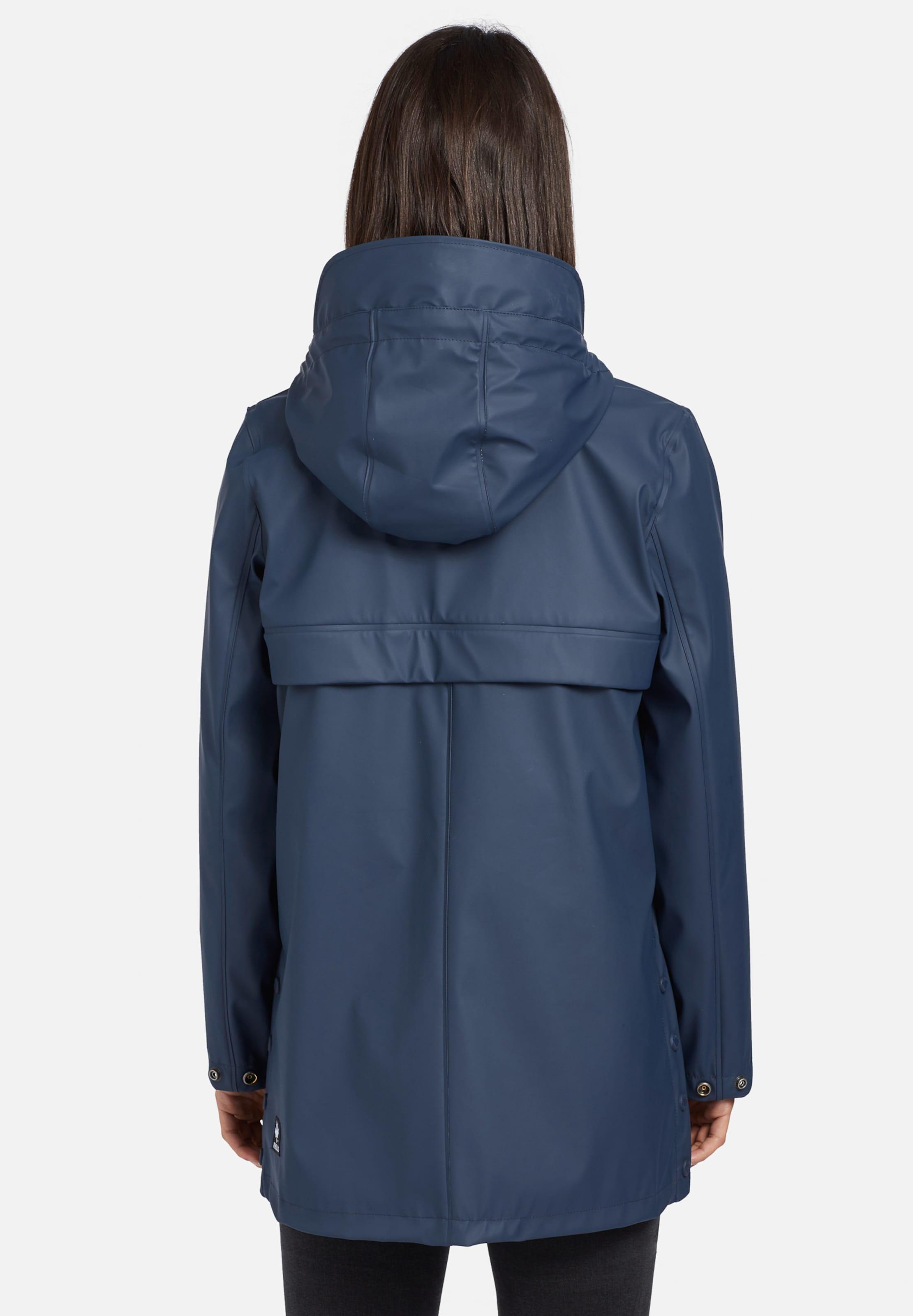 Mantel In Khujo Wei BlauSchwarz Nancy ' c4jS5R3LqA