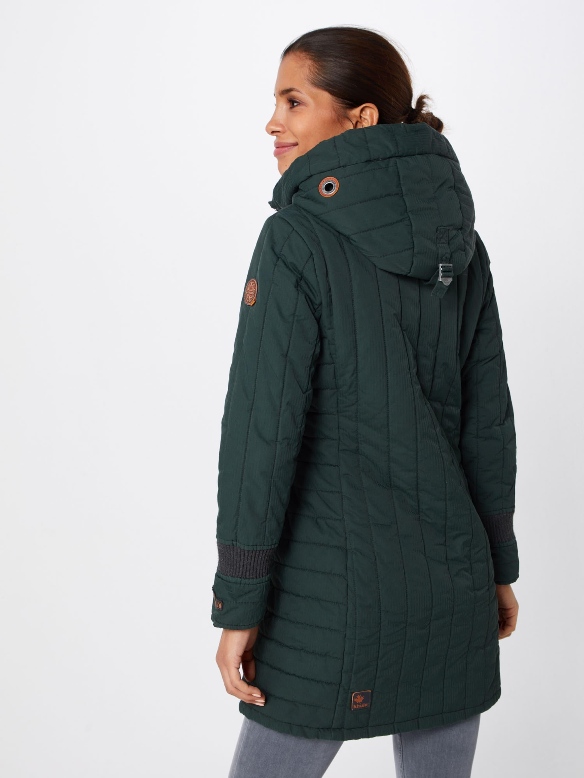 Vert D'hiver Khujo Prime2' 'jerry Manteau En 4j53RAL