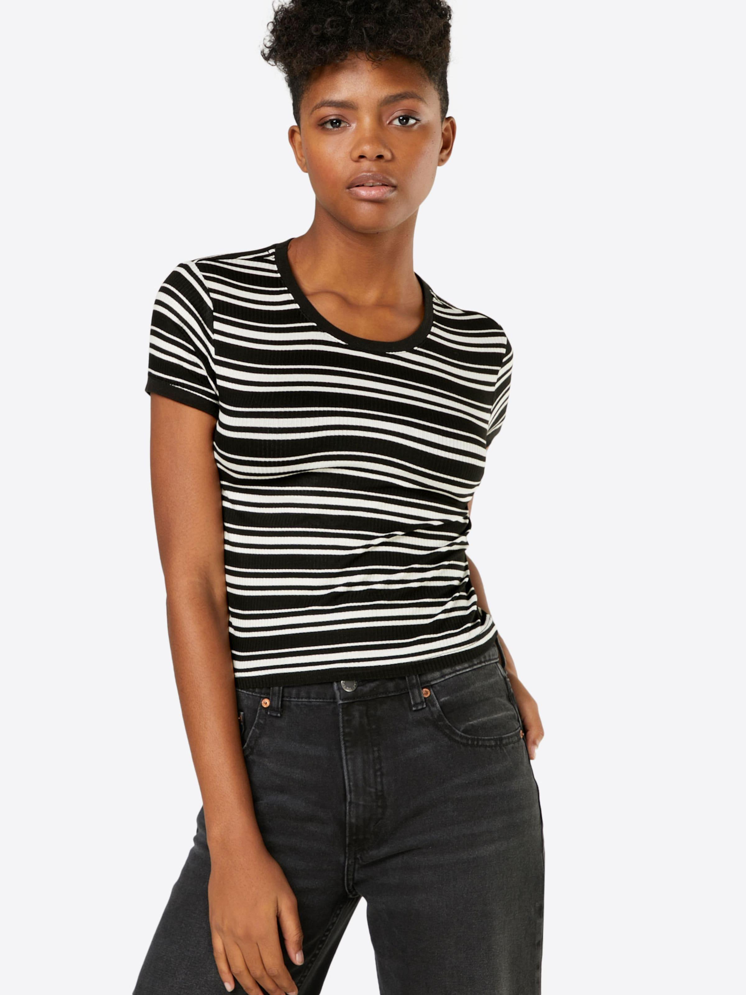 T En Urban shirt Classics NoirBlanc N8OPmwv0yn