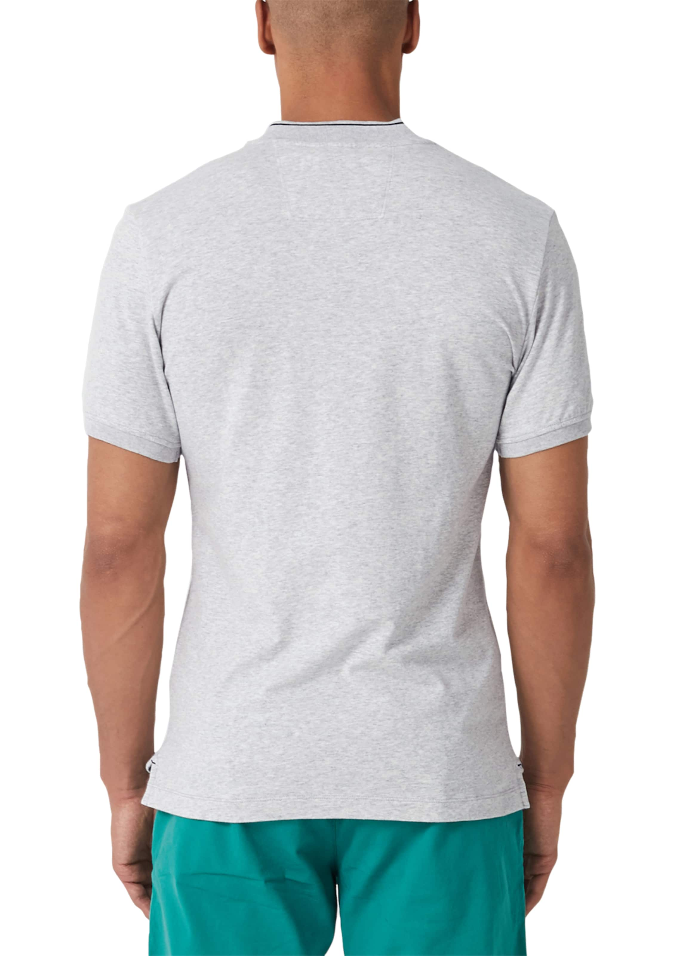 Label oliver In Poloshirtjer Hellgrau S Red knwO0P8