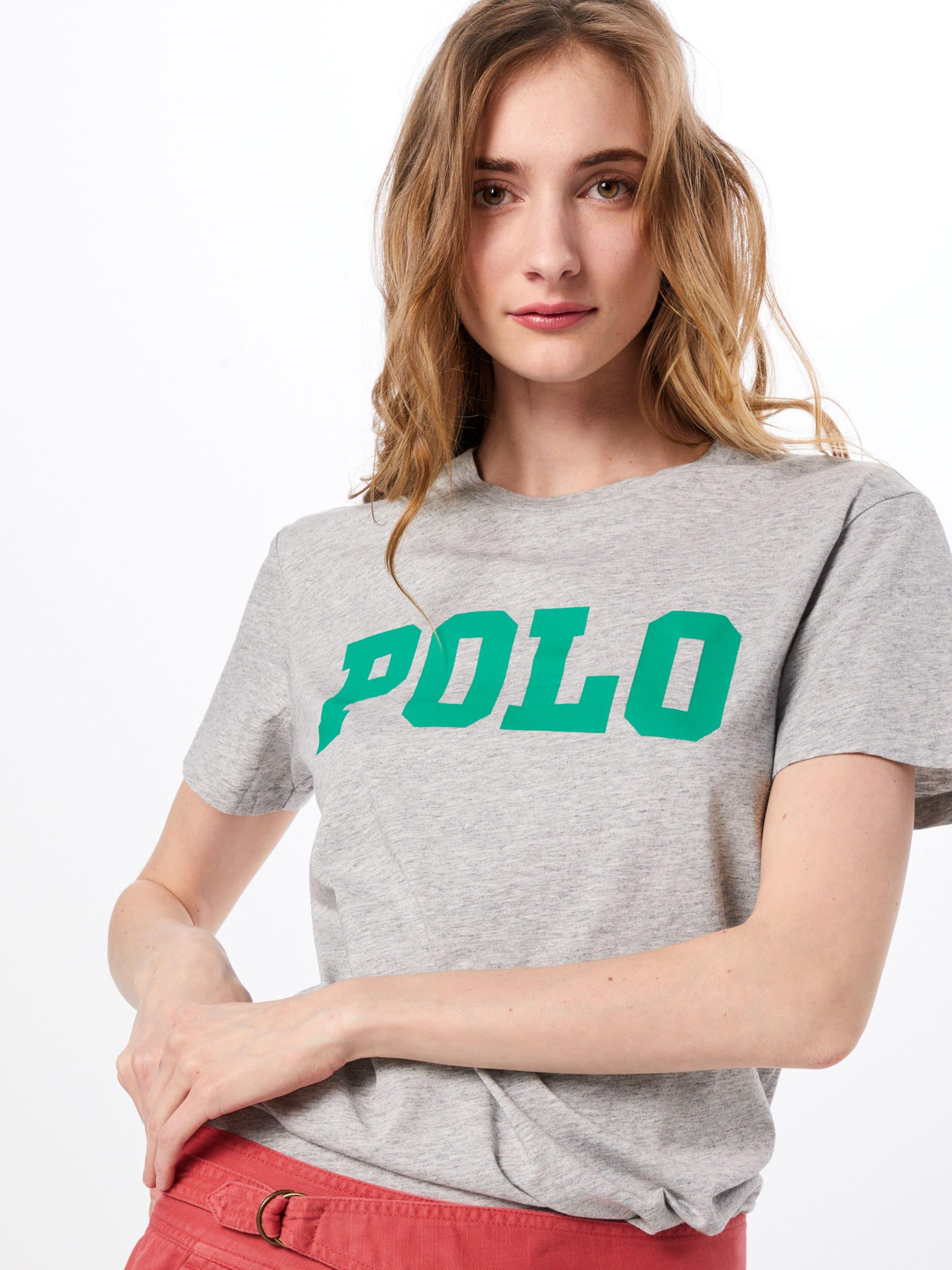 Ralph GrauGrün T Polo' Polo Lauren 'big shirt In 8n0wPOk