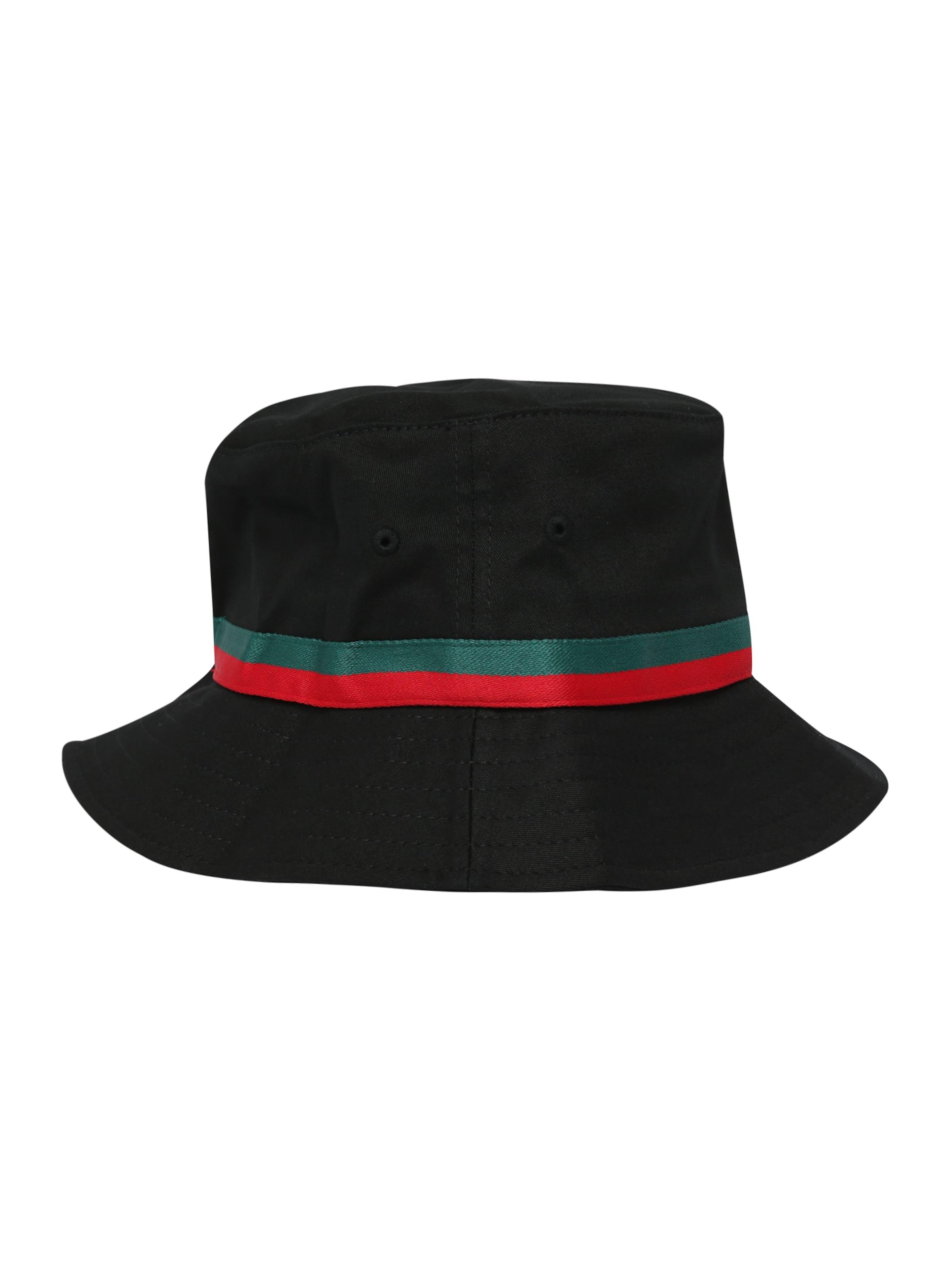 Chapeaux 'stripe Hat' Bucket En Flexfit VertRouge Blanc 6bfgY7yv