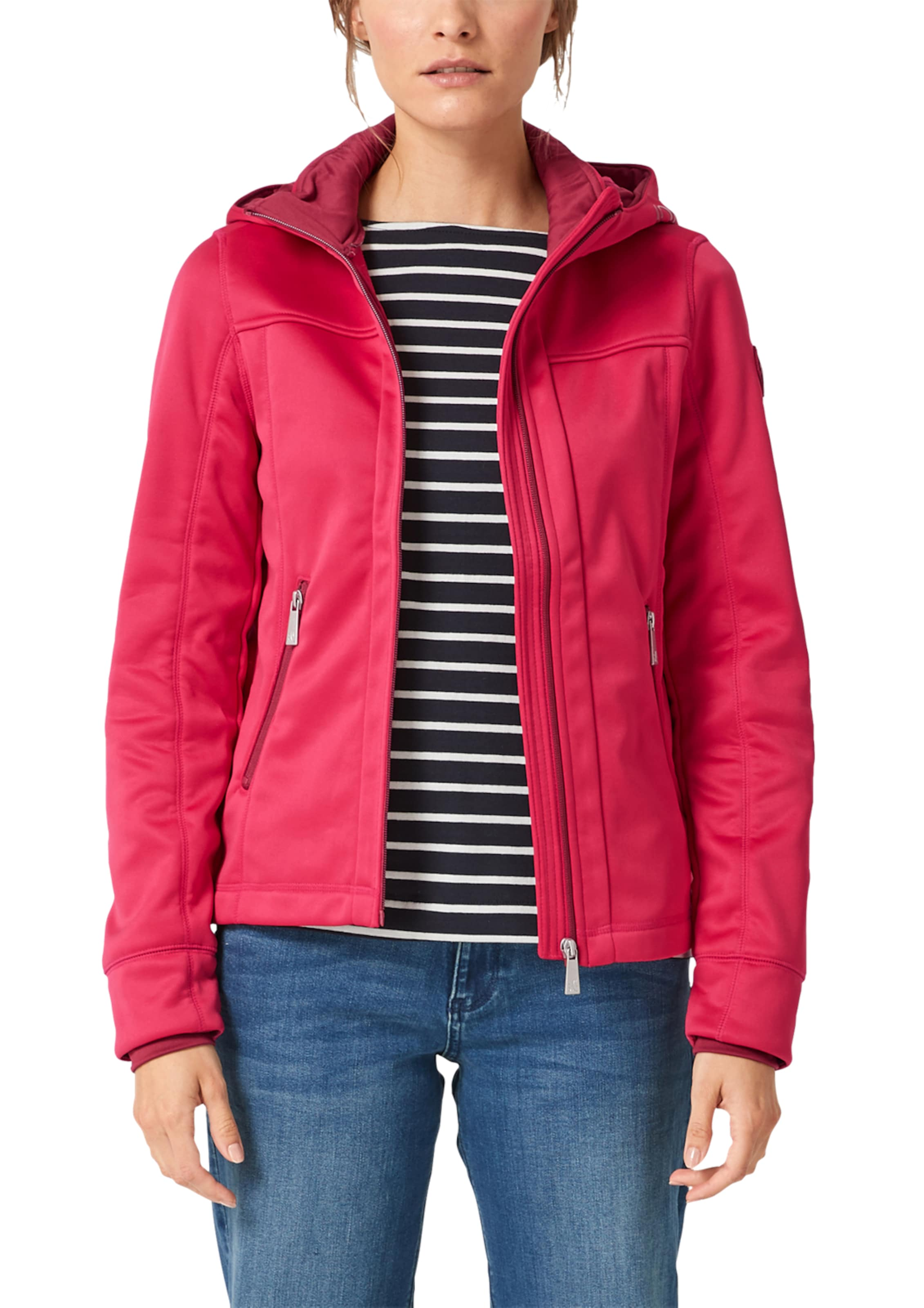 Red Jacke oliver In Pink S Label H9IWED2