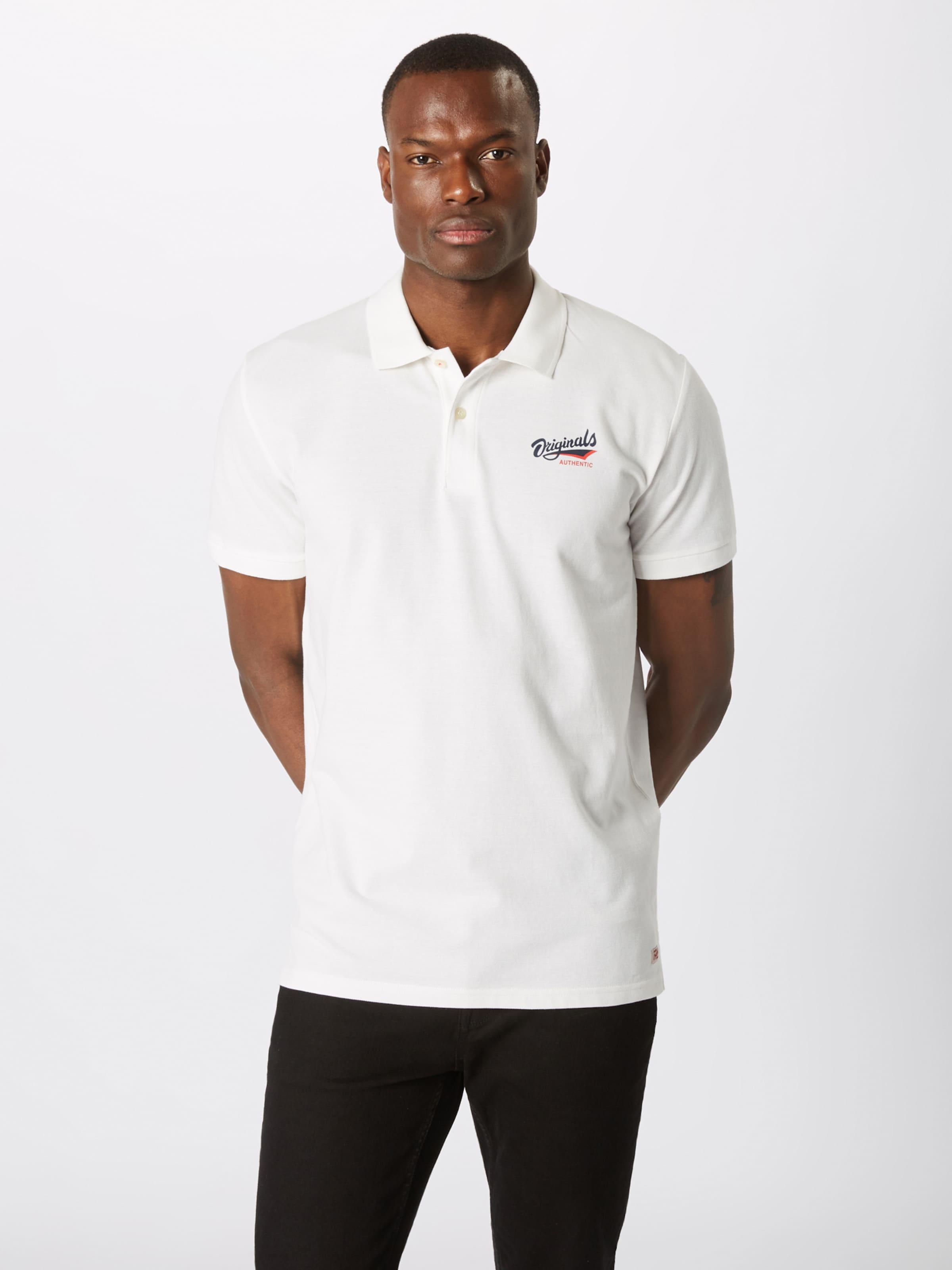 shirt Vert Polo Ss' T En Clair Jackamp; 'jorsummertime Jones PiuOkZX