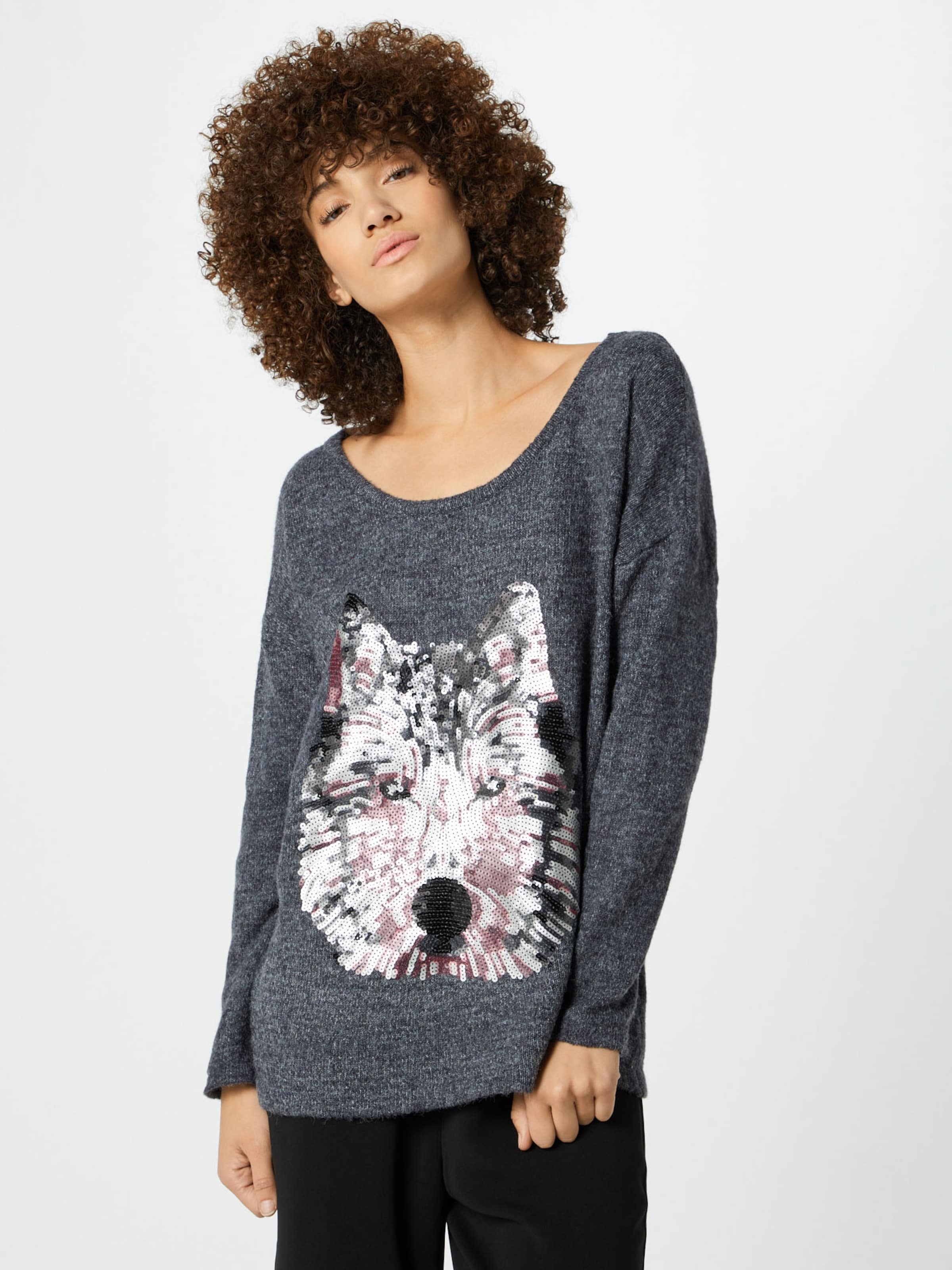 Goodlife Head' Pullover In Miss 'wolf Dunkelgrau rxCBoed