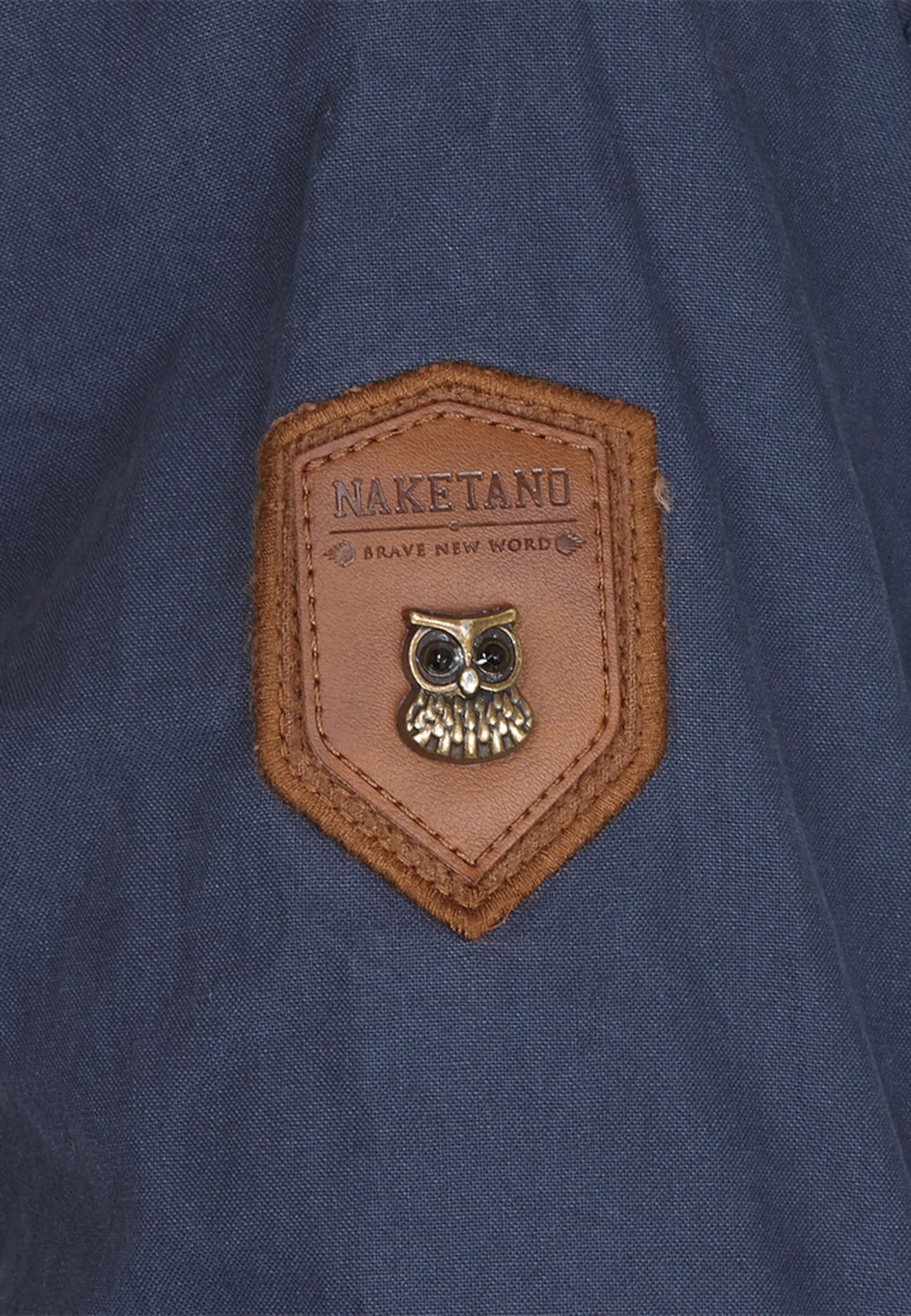 Of Naketano 'strength Jacket Streetknowledge' In DunkelblauBraun xdBoeWQrC