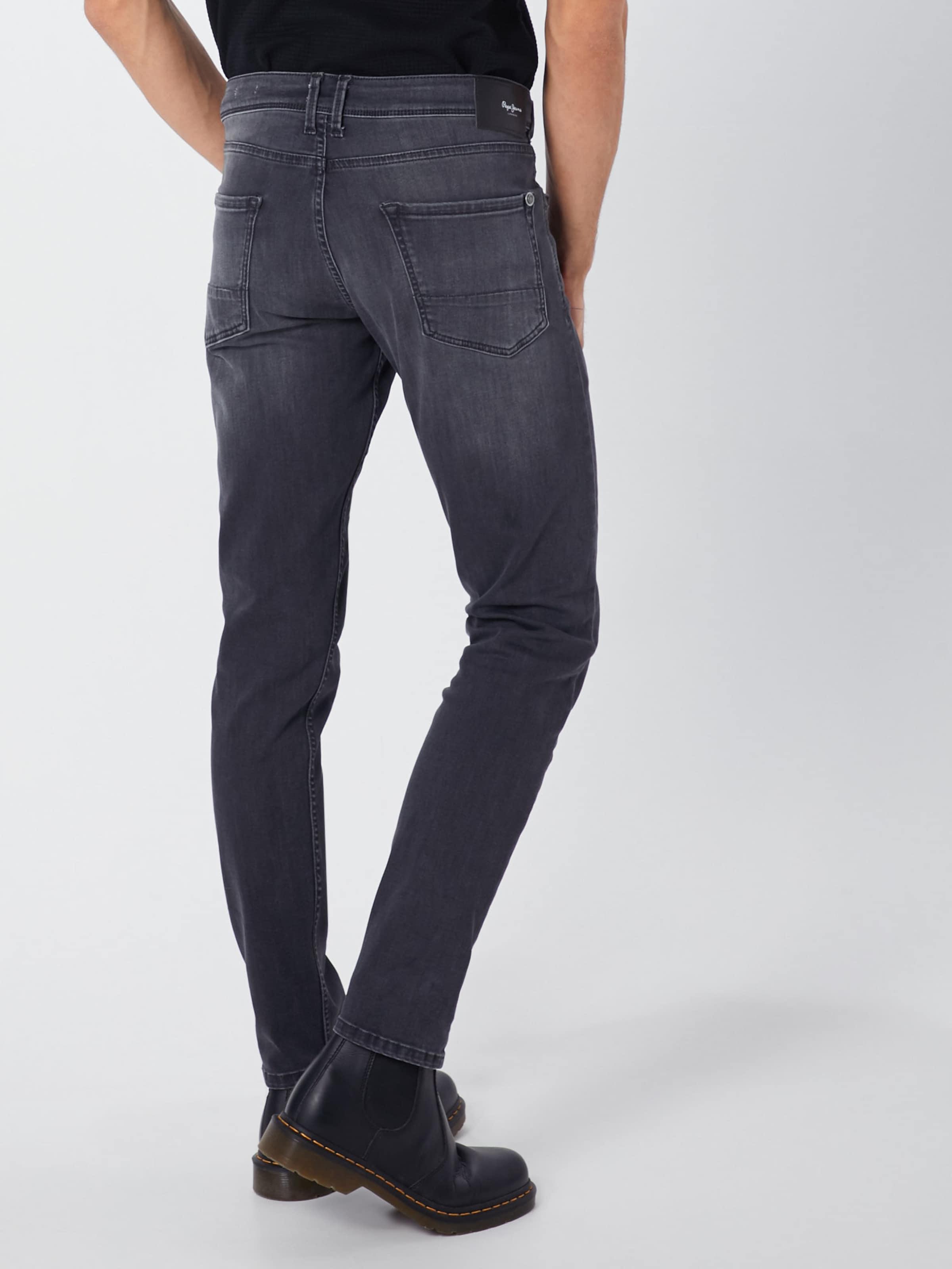 Jeans 'finsbury' Bleu Jean En Denim Pepe odeBWQxrC