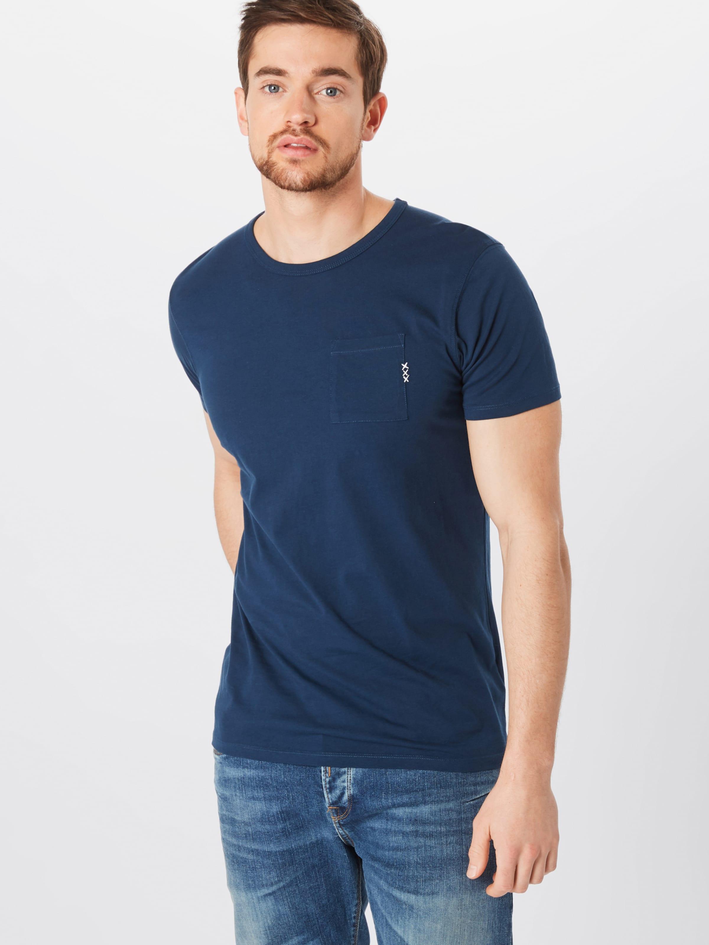 Colours Blauw En Tee Embro' Bleu Soda With Pocket 'ams 1 In Scotchamp; Foncé T Xxx shirt b76vYyfg