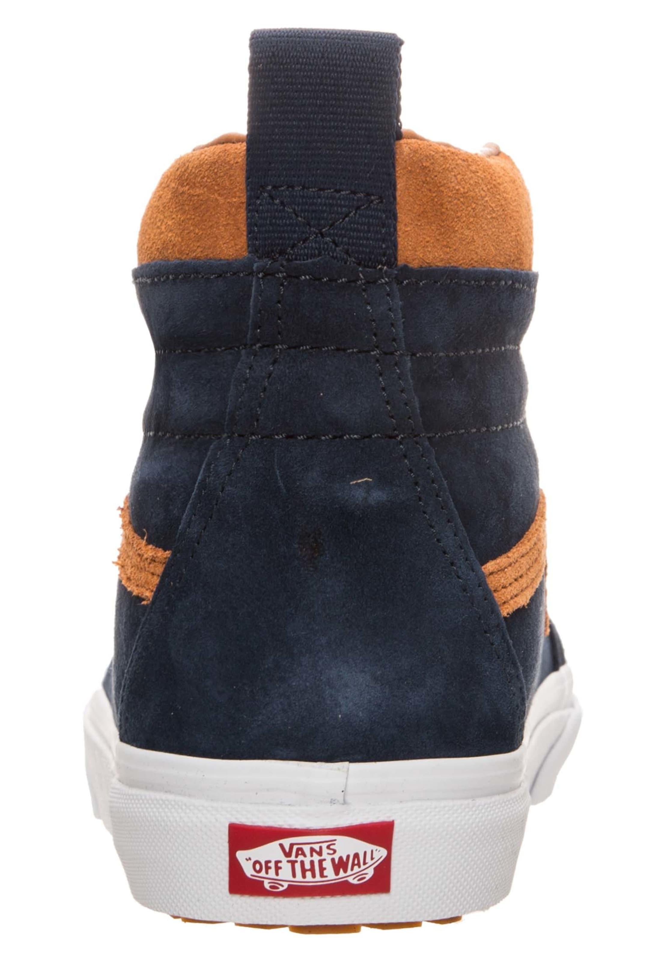 Baskets hi DenimBronze Hautes En Bleu Vans Mte' 'sk8 4LAj5R