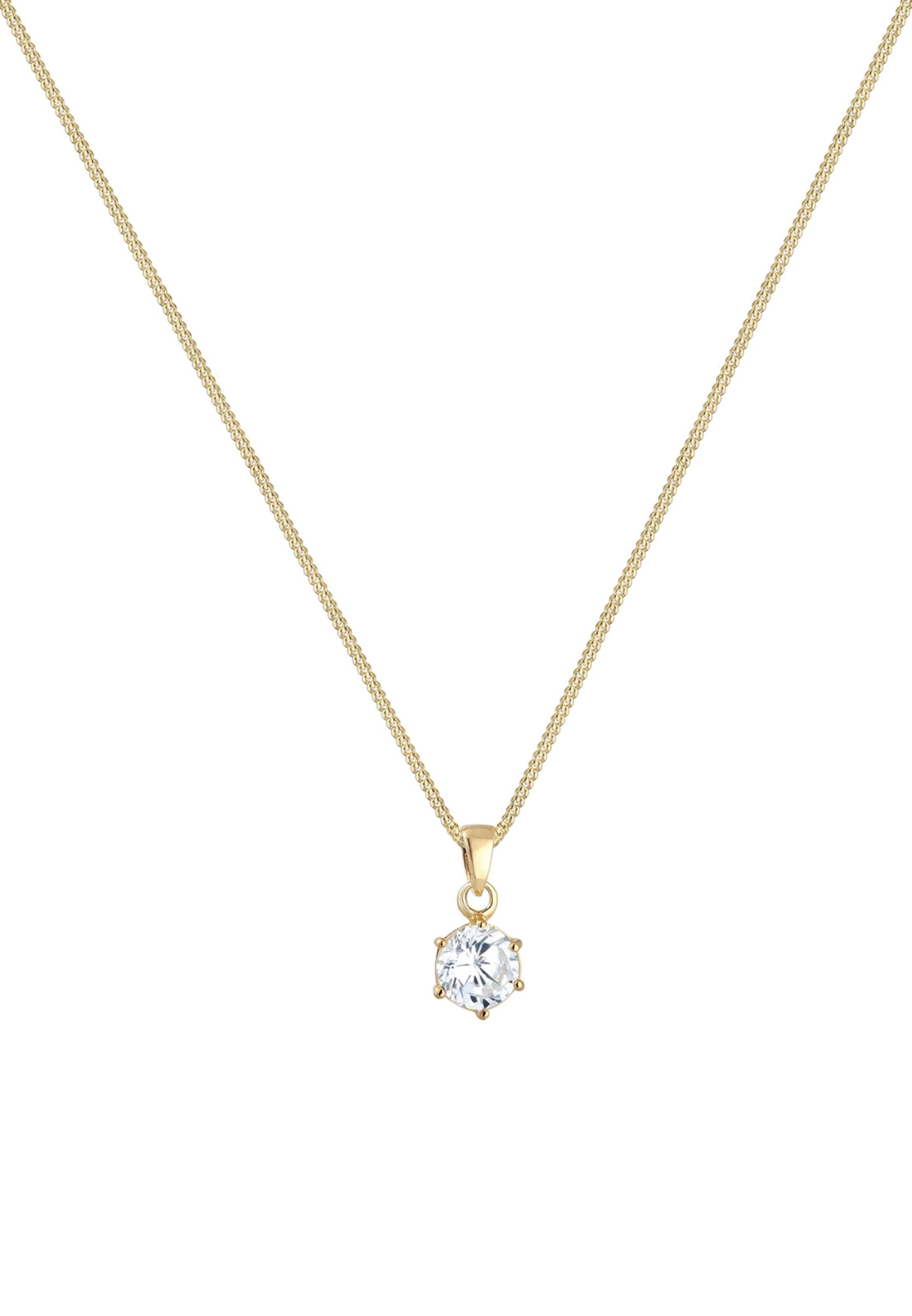 In Gold Elli Premium Halskette dxrBoCe