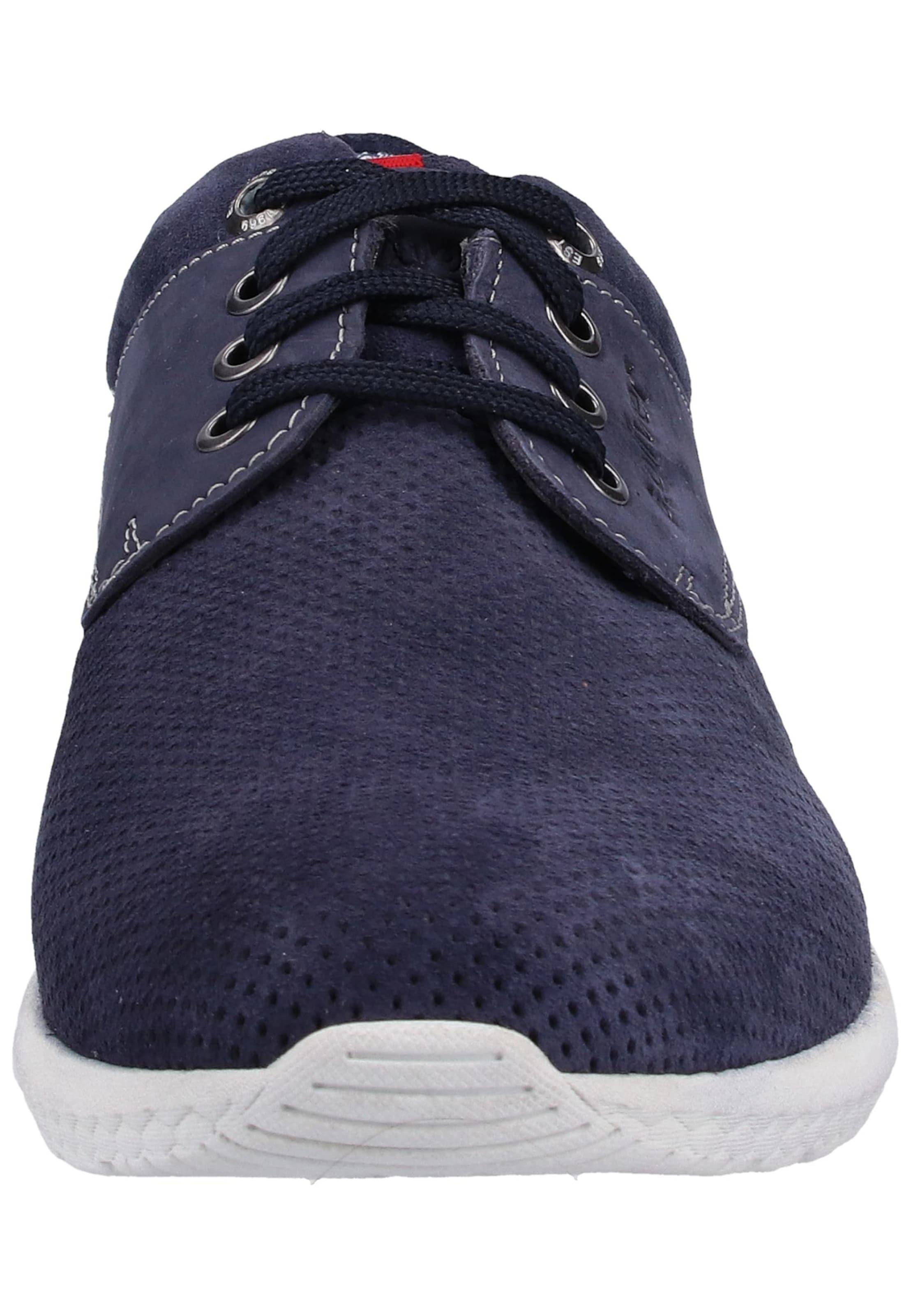 Baskets Basses Red Bleu En oliver MarineRouge Label S hQsdxrtC