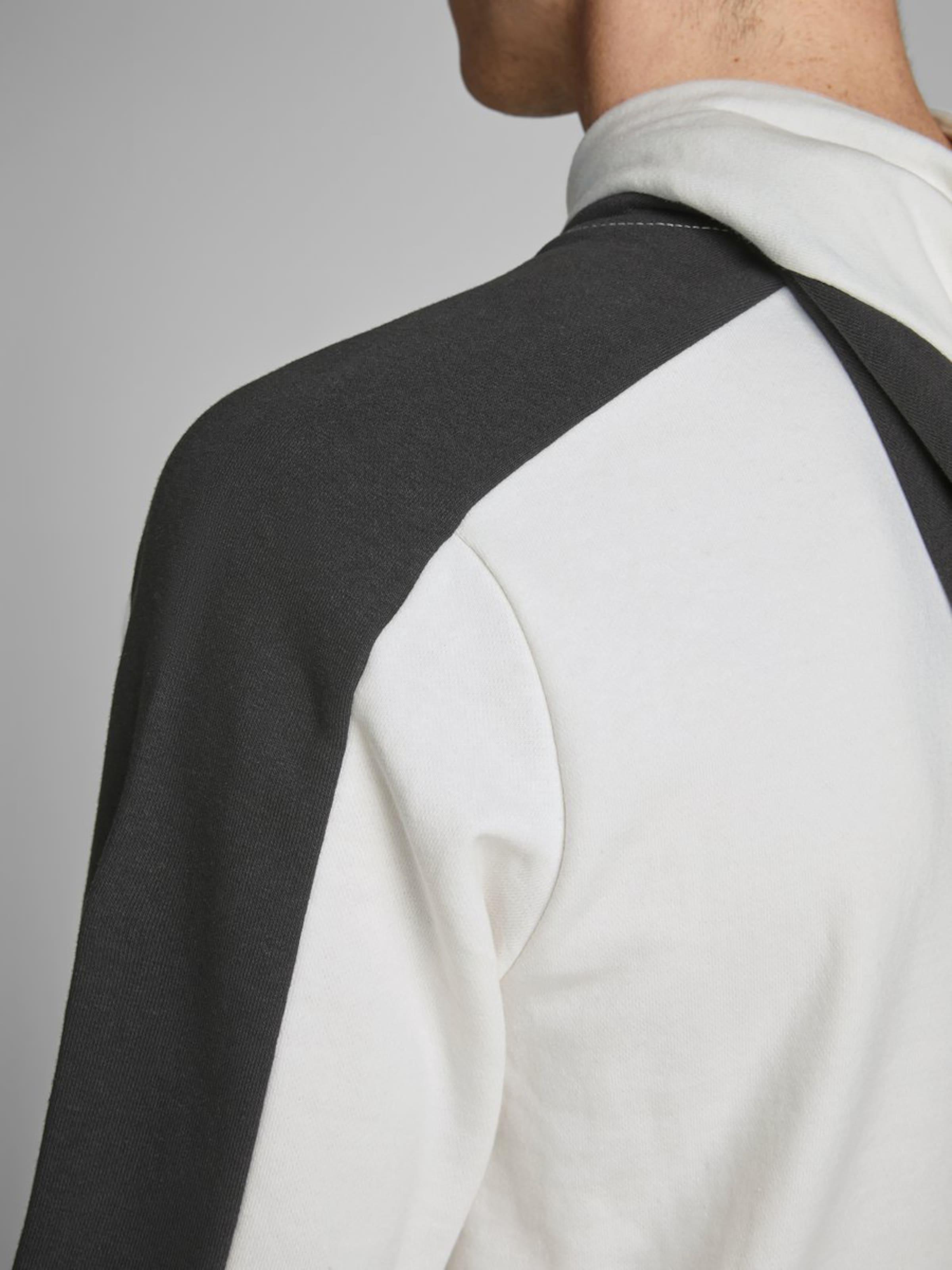 Jones Sweat En Jackamp; shirt NoirBlanc EH29IWDY