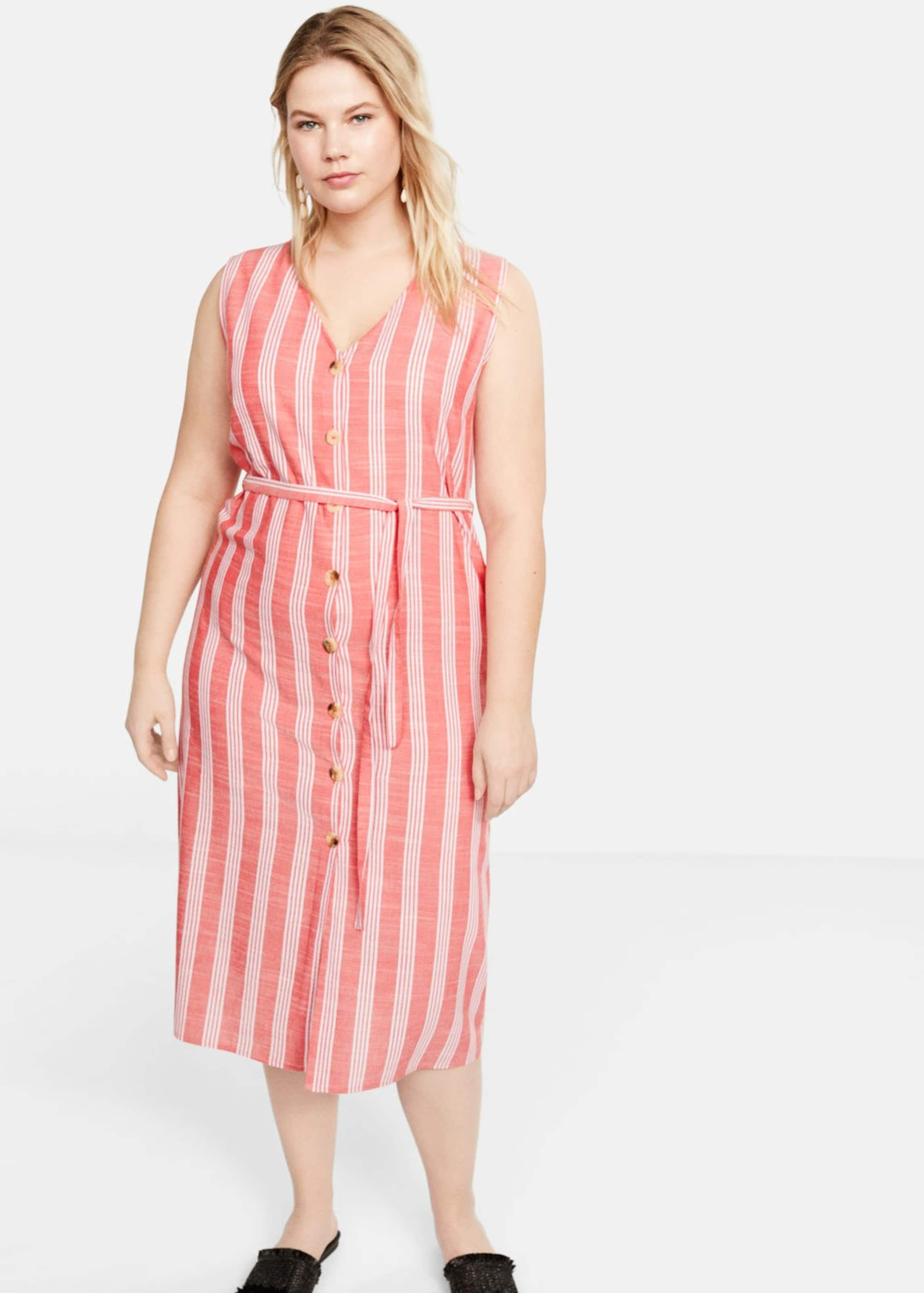 Mango Rosa Kleid In Violeta By D9IH2E