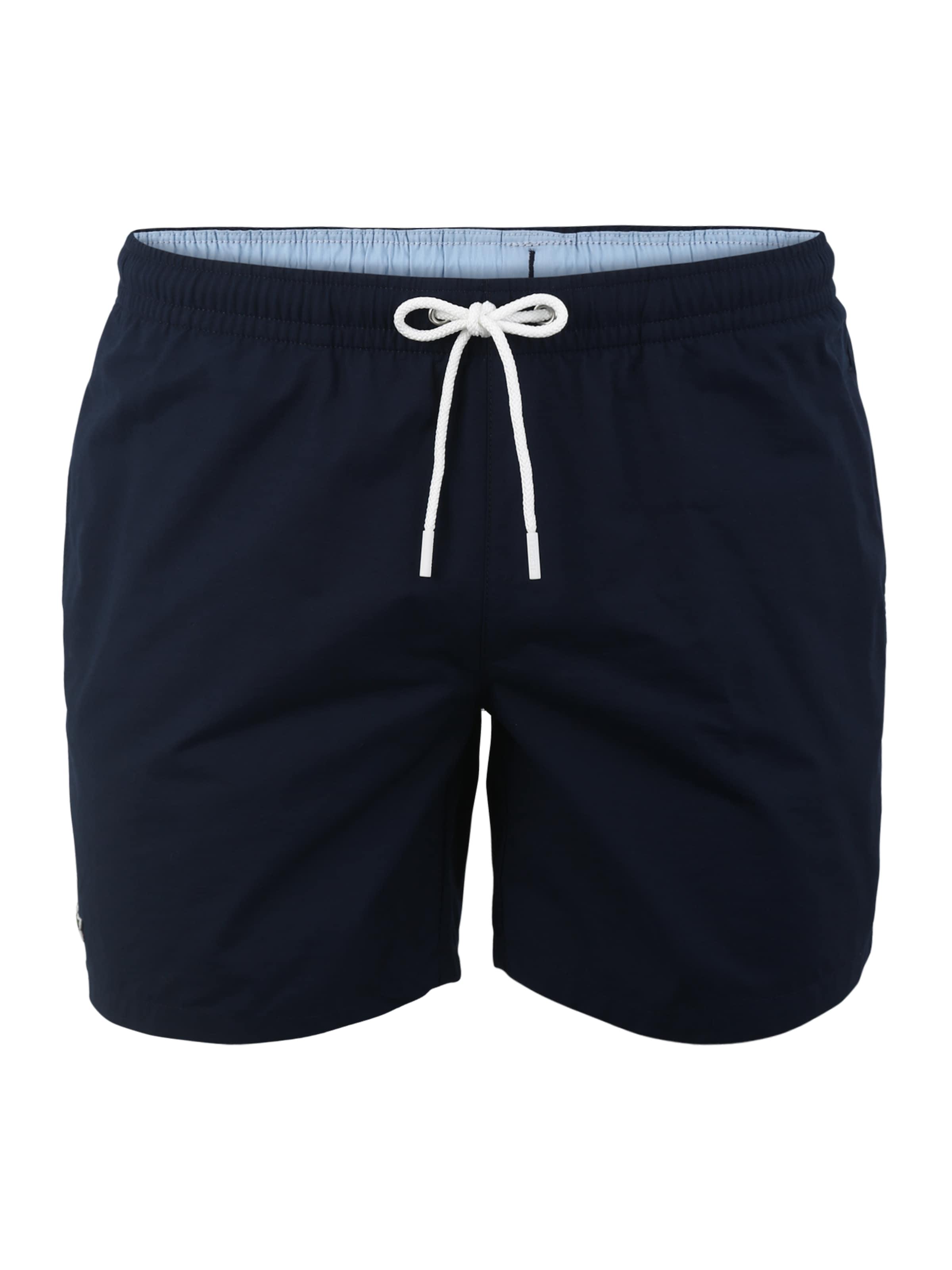 Marine En Shorts Bain Lacoste De xdBoeCr