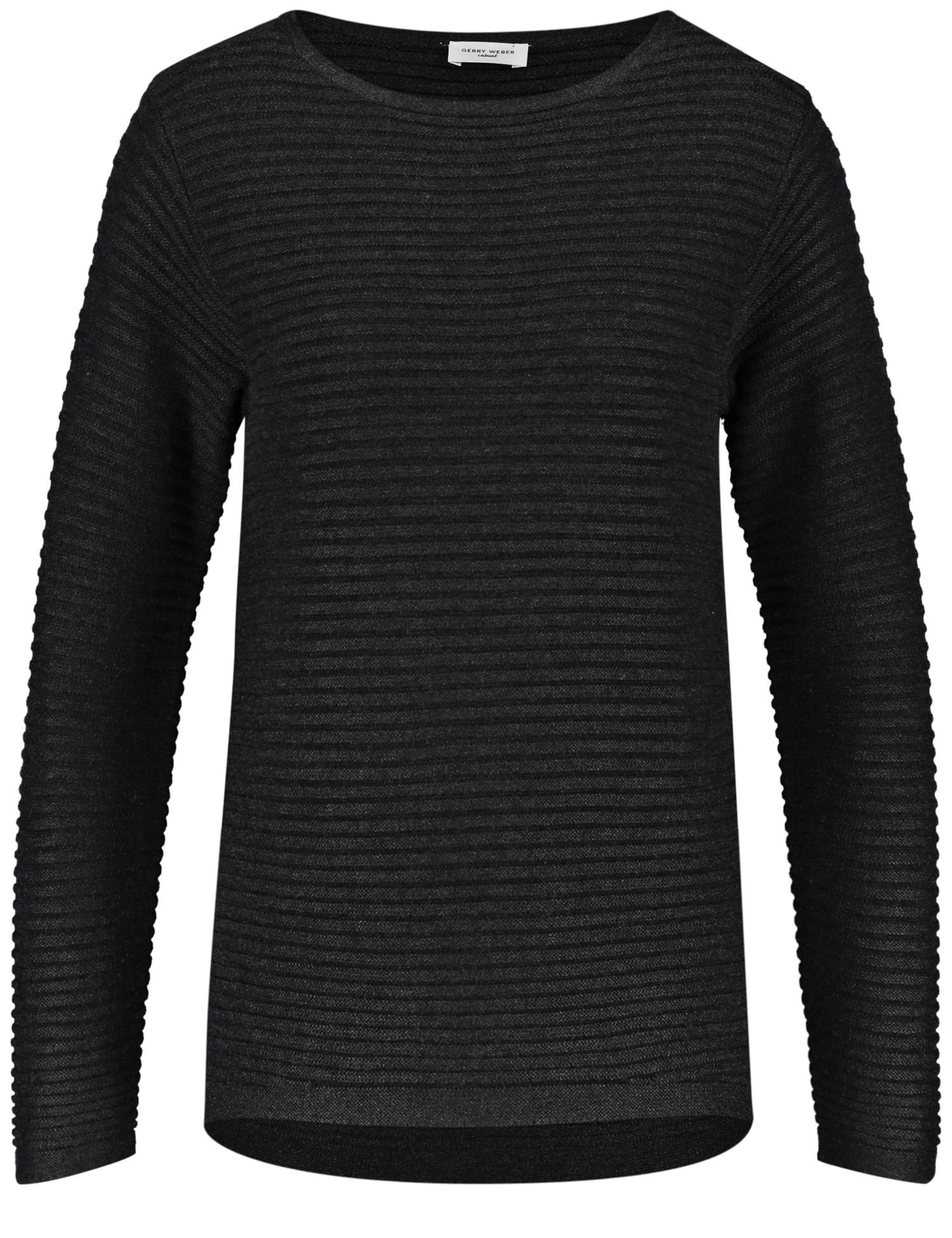 Pullover Pullover Gerry Anthrazit Weber In In Weber Gerry Anthrazit Gerry 2H9IED