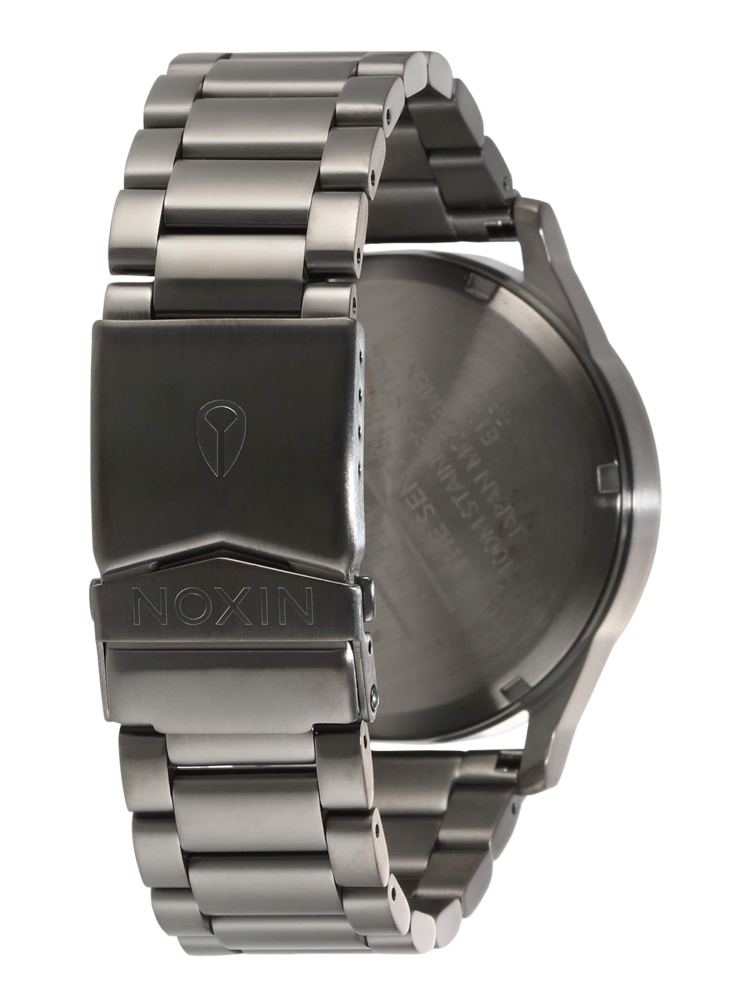 In Nixon Ss' Horloge 'sentry GoudZwart Analoog tQrhxsBodC