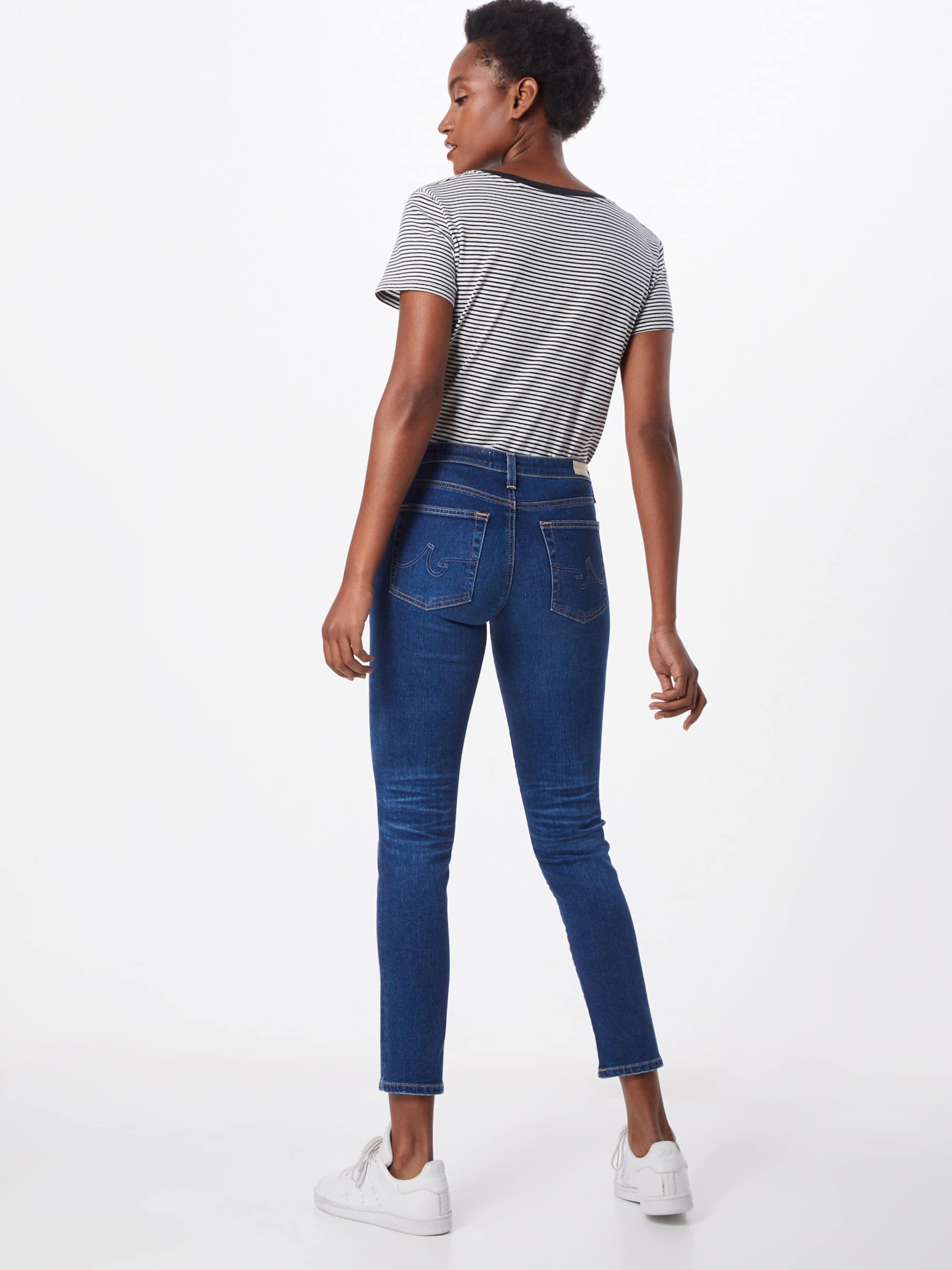 En 'prima Bleu Jean Jeans Denim Ankle' Ag 2ID9EH