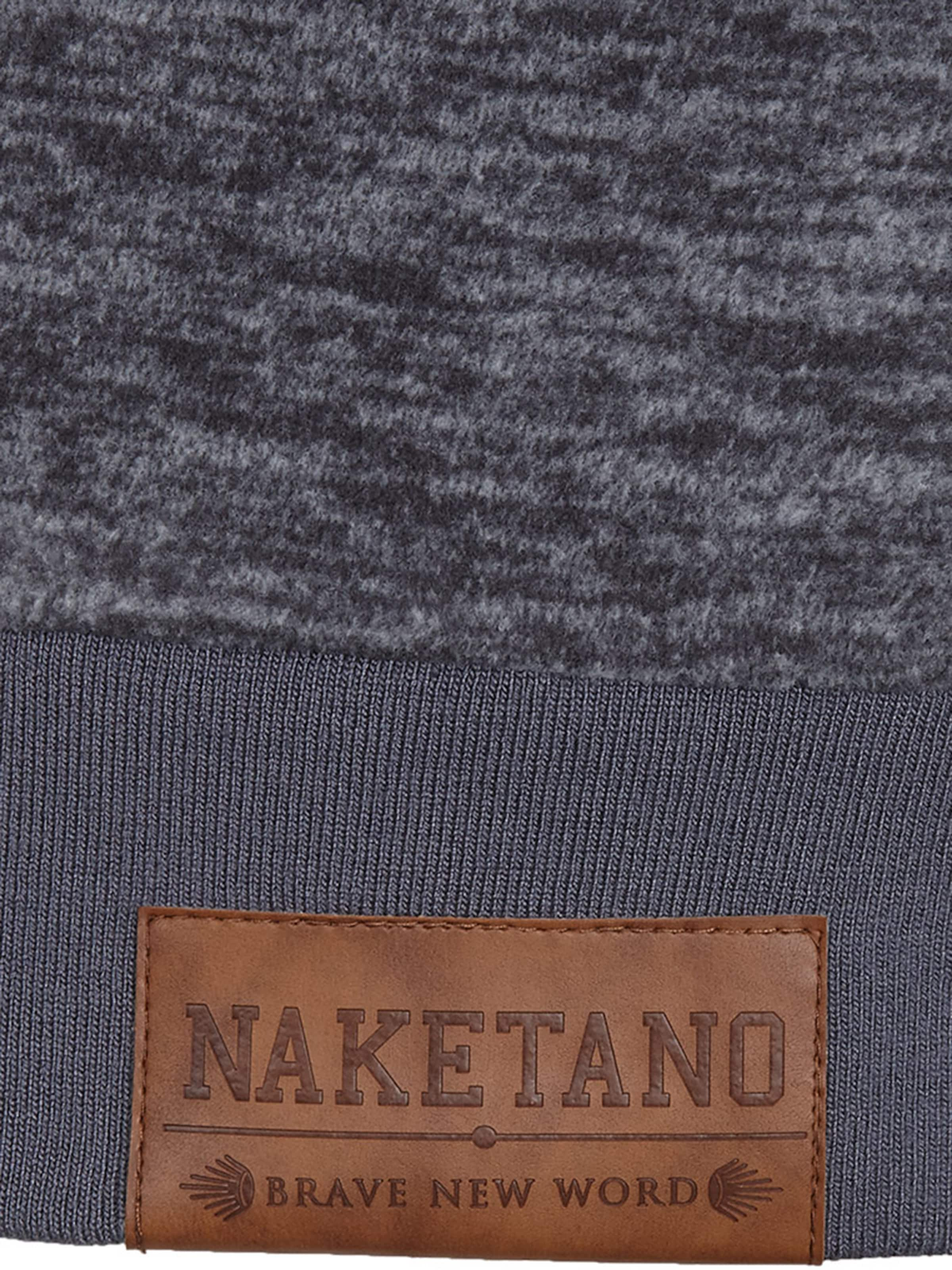 Sweat Fumé Naketano Bleu En shirt lZTOXPiwku