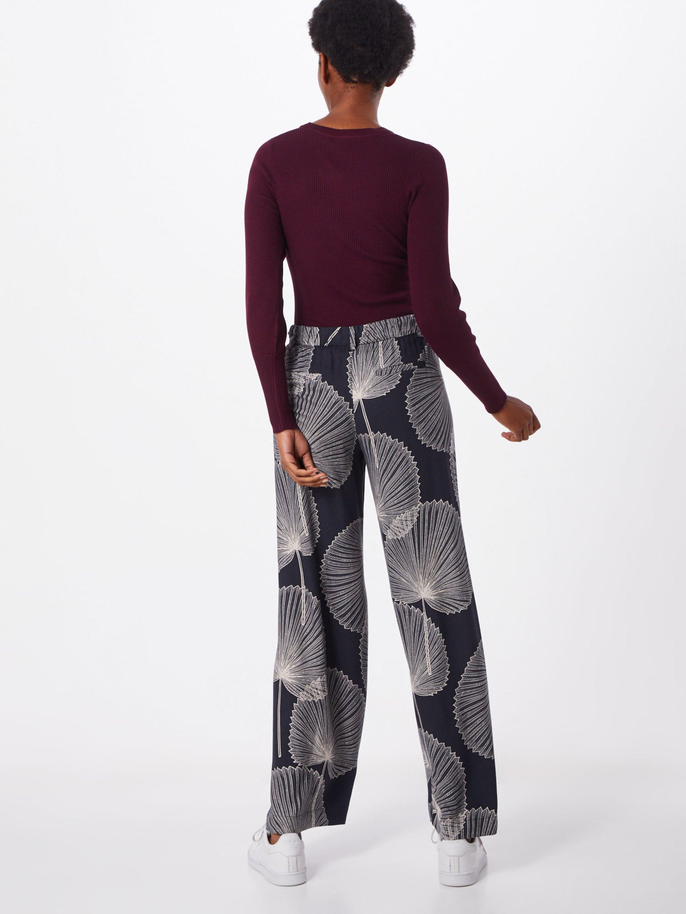 'printedstraight' Esprit En Collection Noir Pantalon 0Ok8Pnw