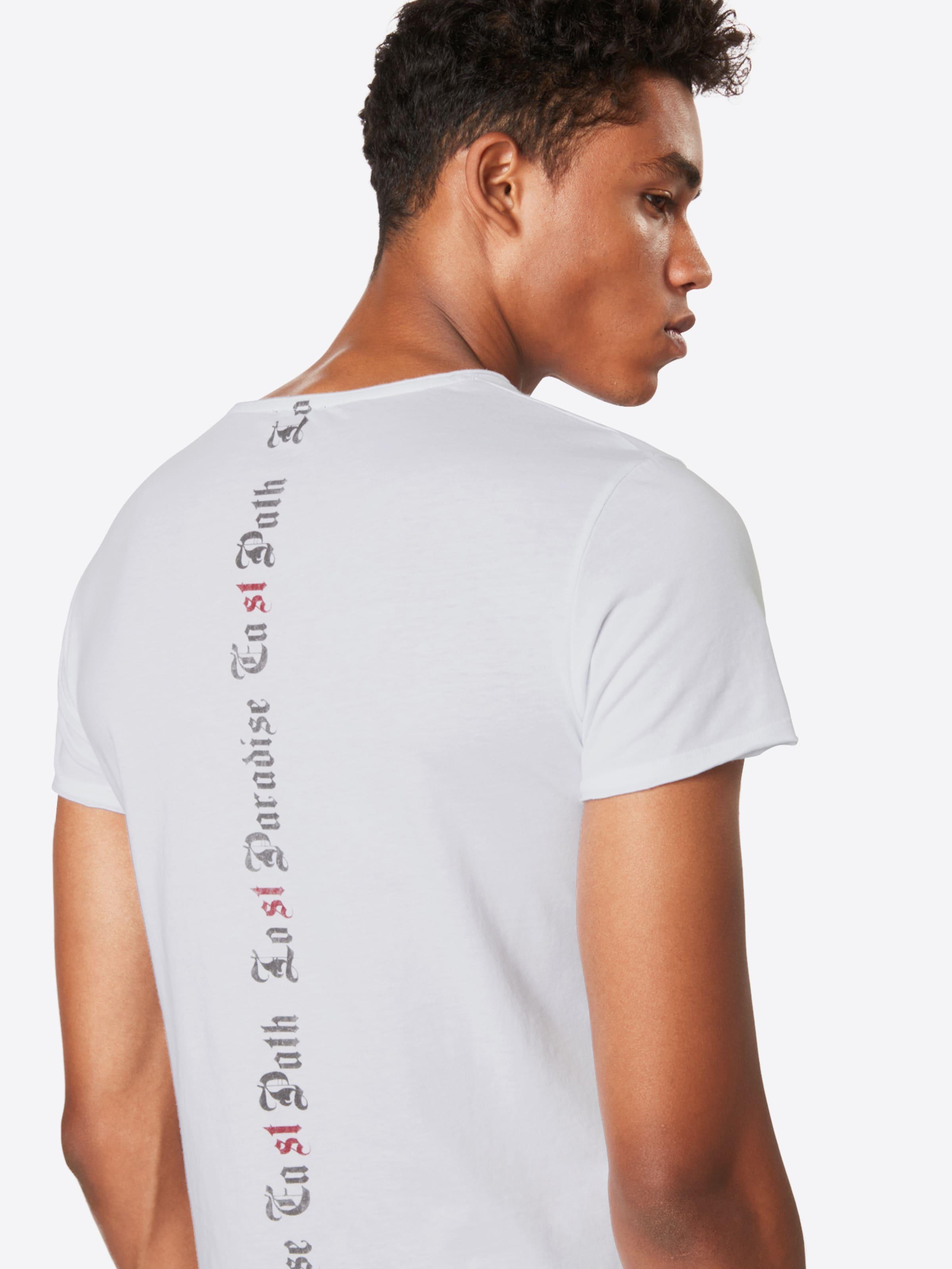 'mt Key Largo shirt Round' T En NoirBlanc Tiger lK1c3JTF