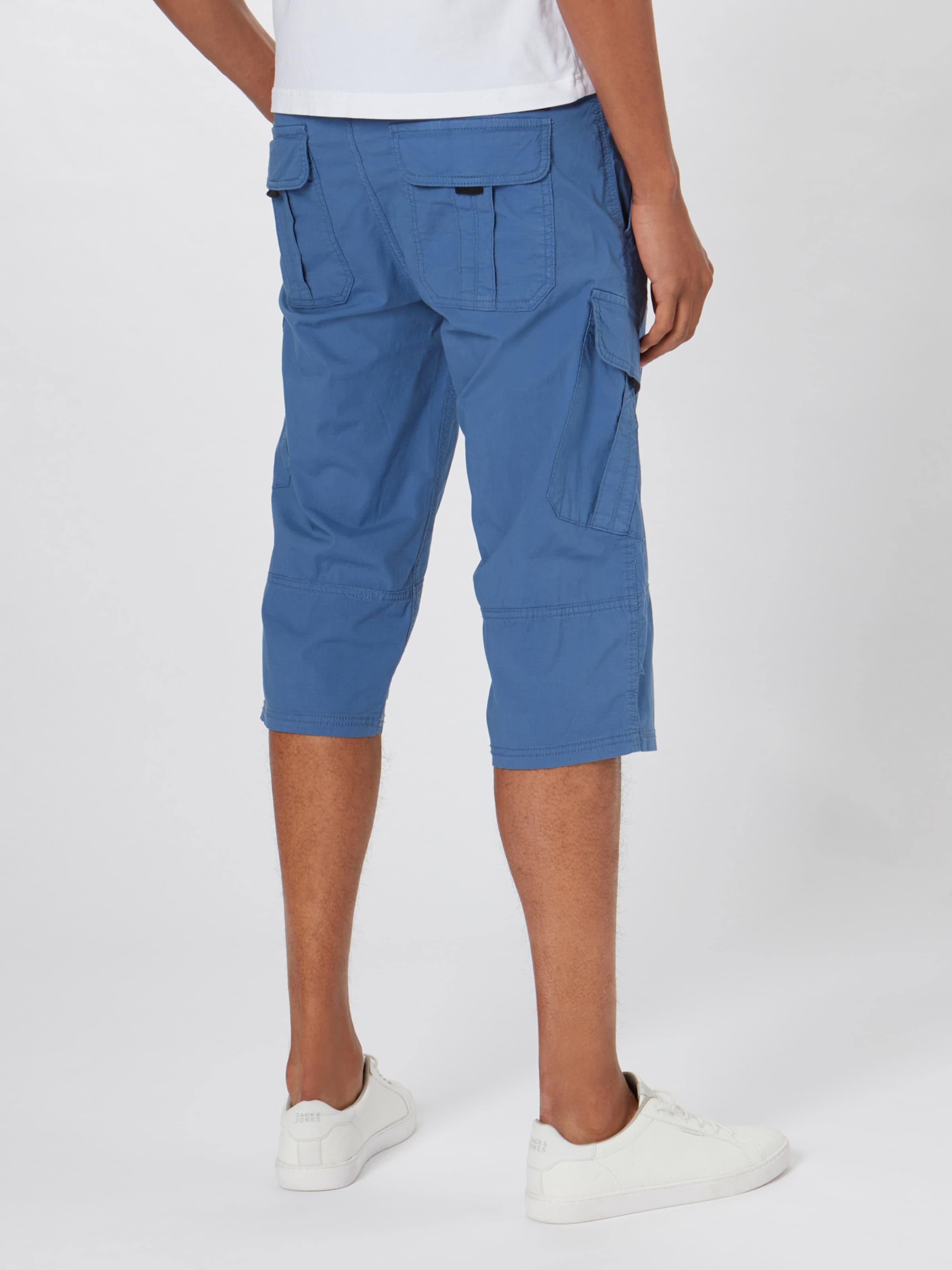 oliver Label S Red Cargo En 'file' Pantalon Bleu D9IHWE2