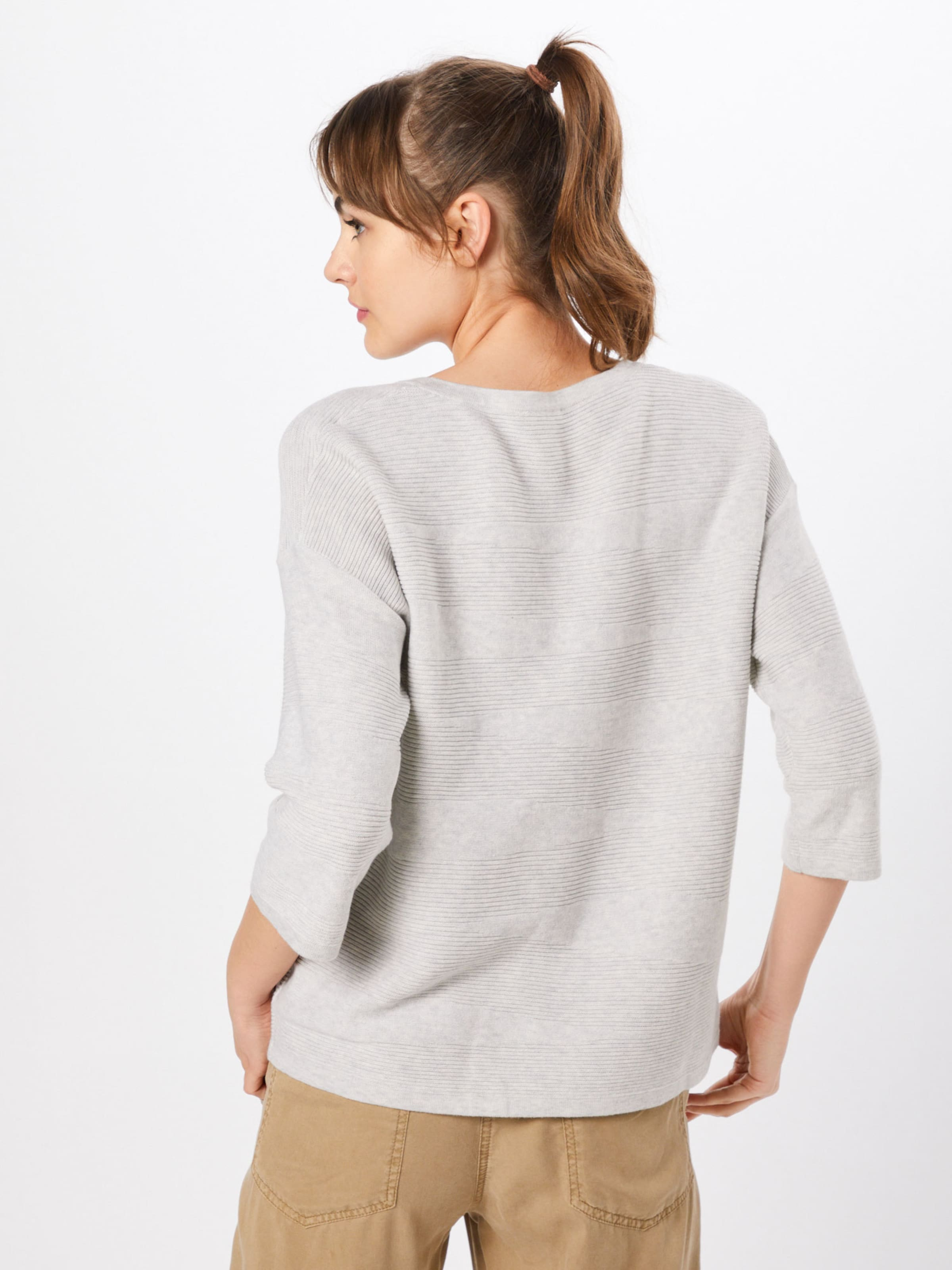 Opus Ros' 'pebra In Pullover HellgrauGraumeliert ED29WHI