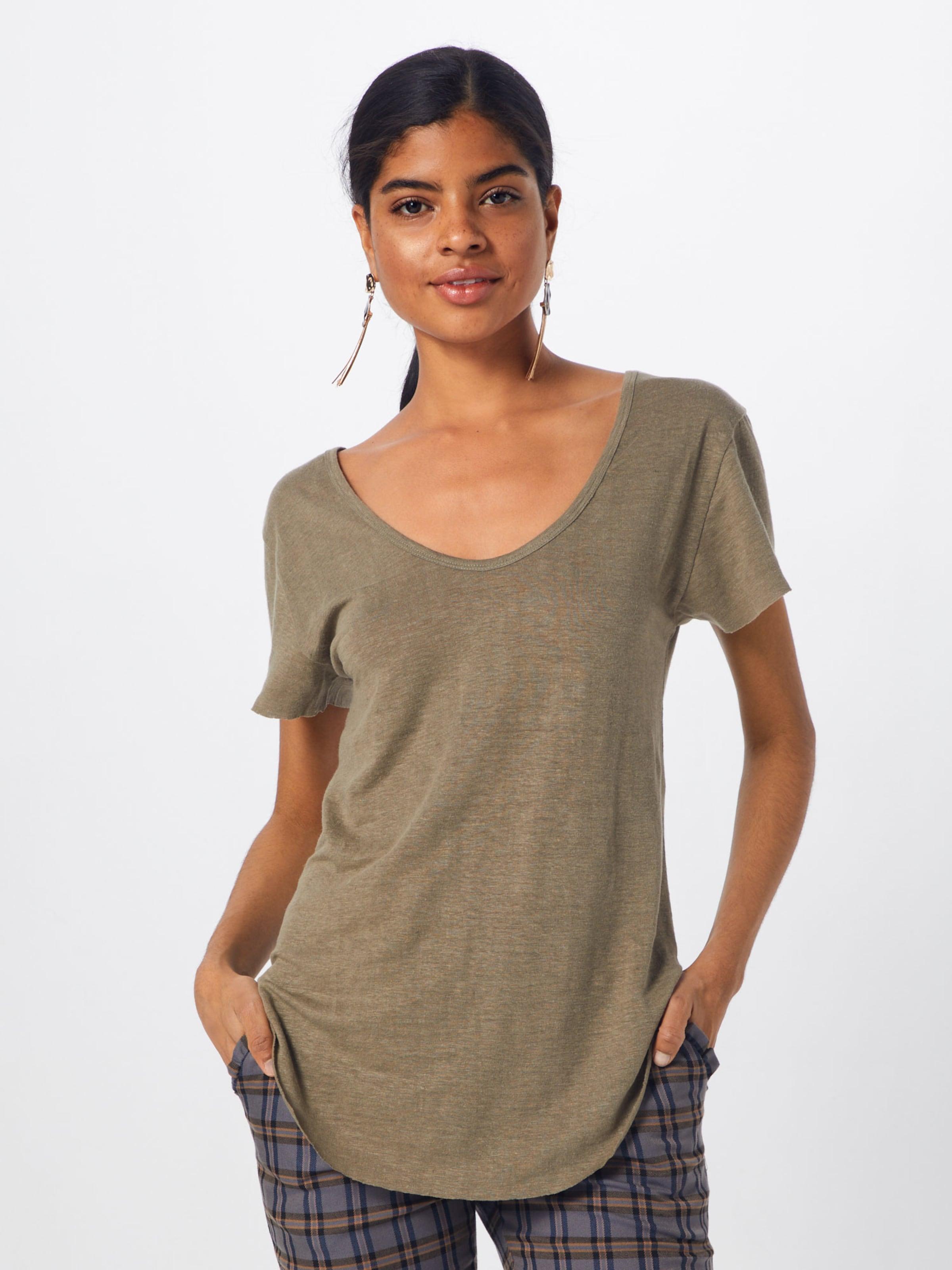 shirt Rouge Farina Opoku 'amber' En T SpqMGUzV