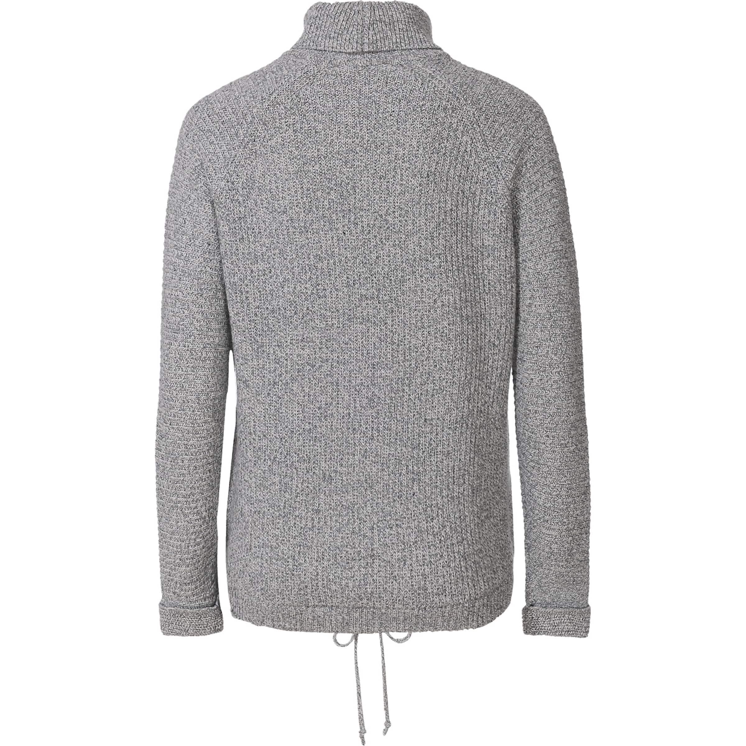 Graumeliert Label In S Pullover oliver Red mn0v8wNOyP