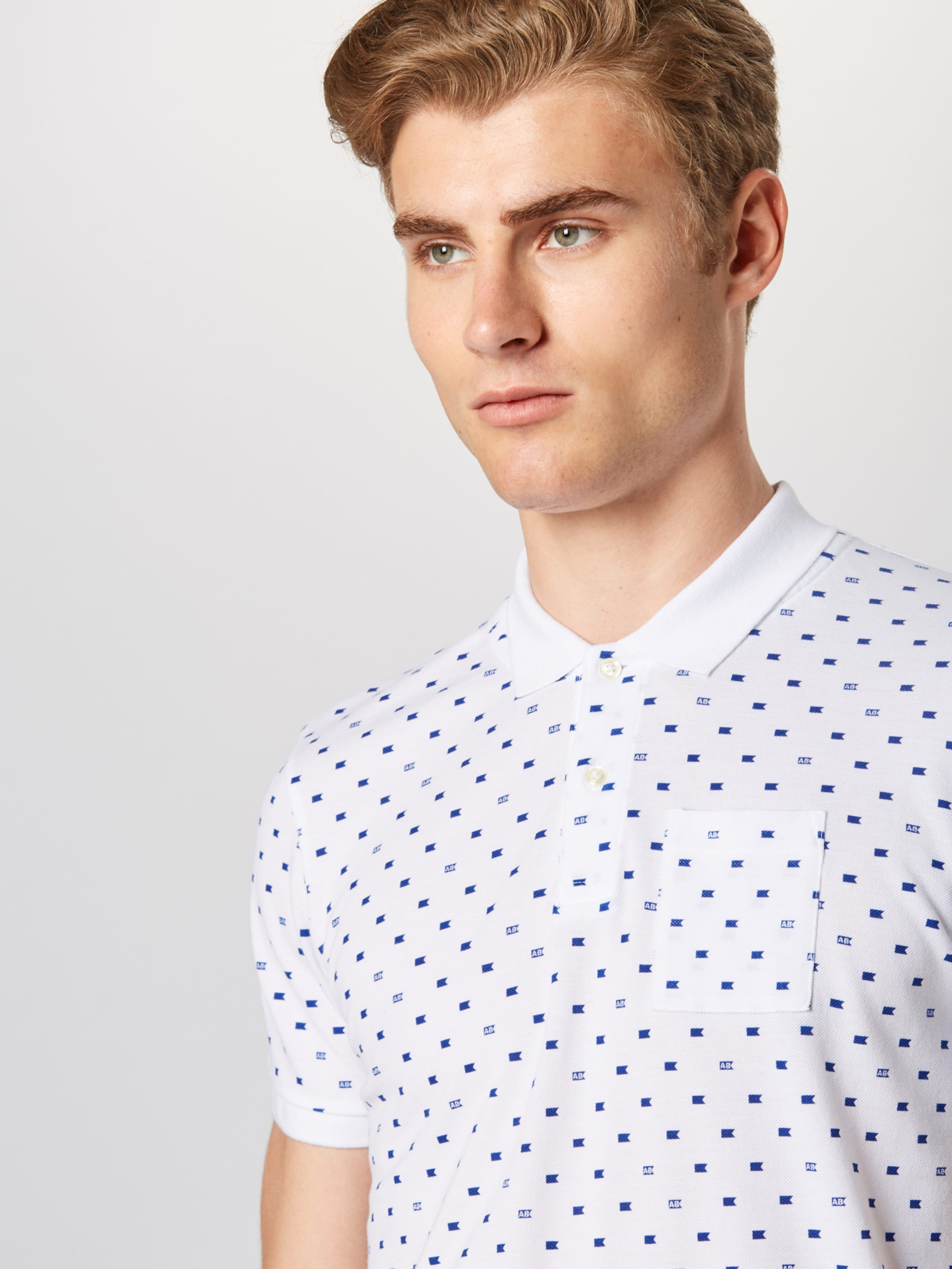T Scotchamp; Soda Marine En Bleu shirt 80vNwOmn