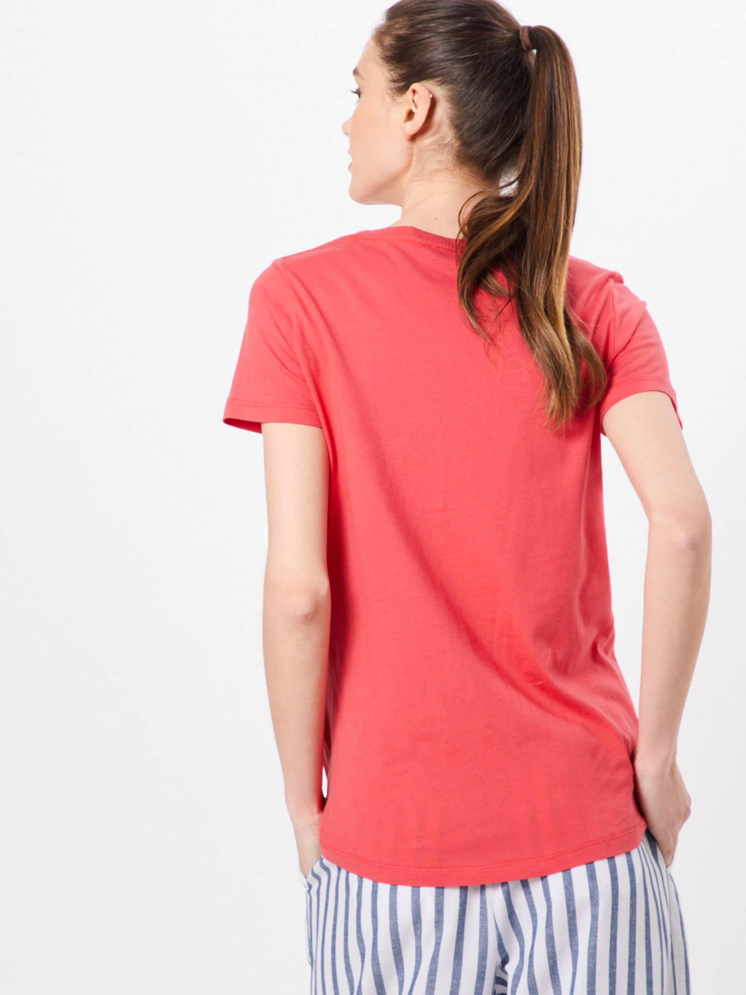 Garcia En Garcia RougeBlanc En shirt T shirt T Garcia RougeBlanc mNvn0O8w