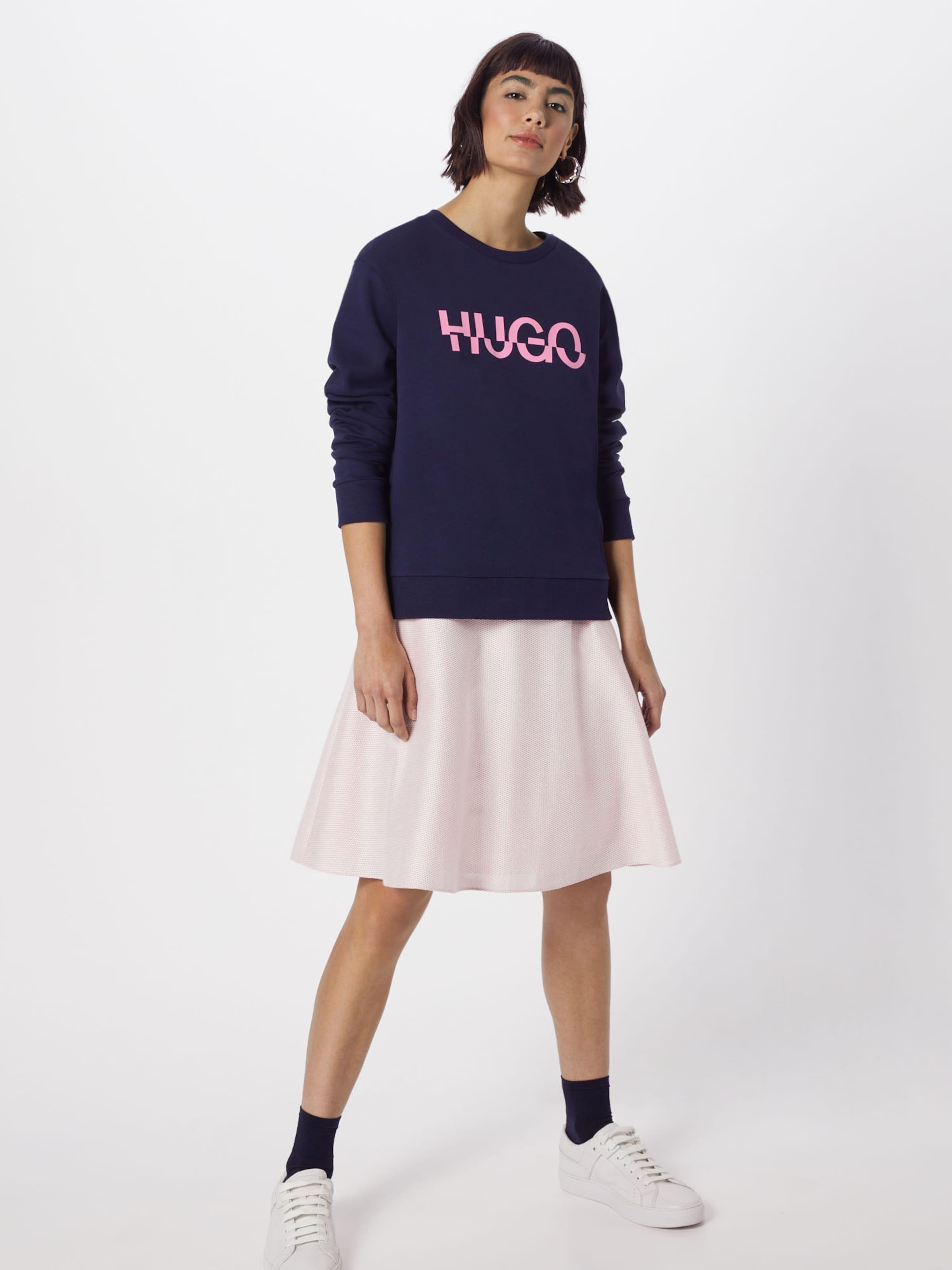 Navy Hugo 'nicci Sweatshirts In 1' D2HI9E