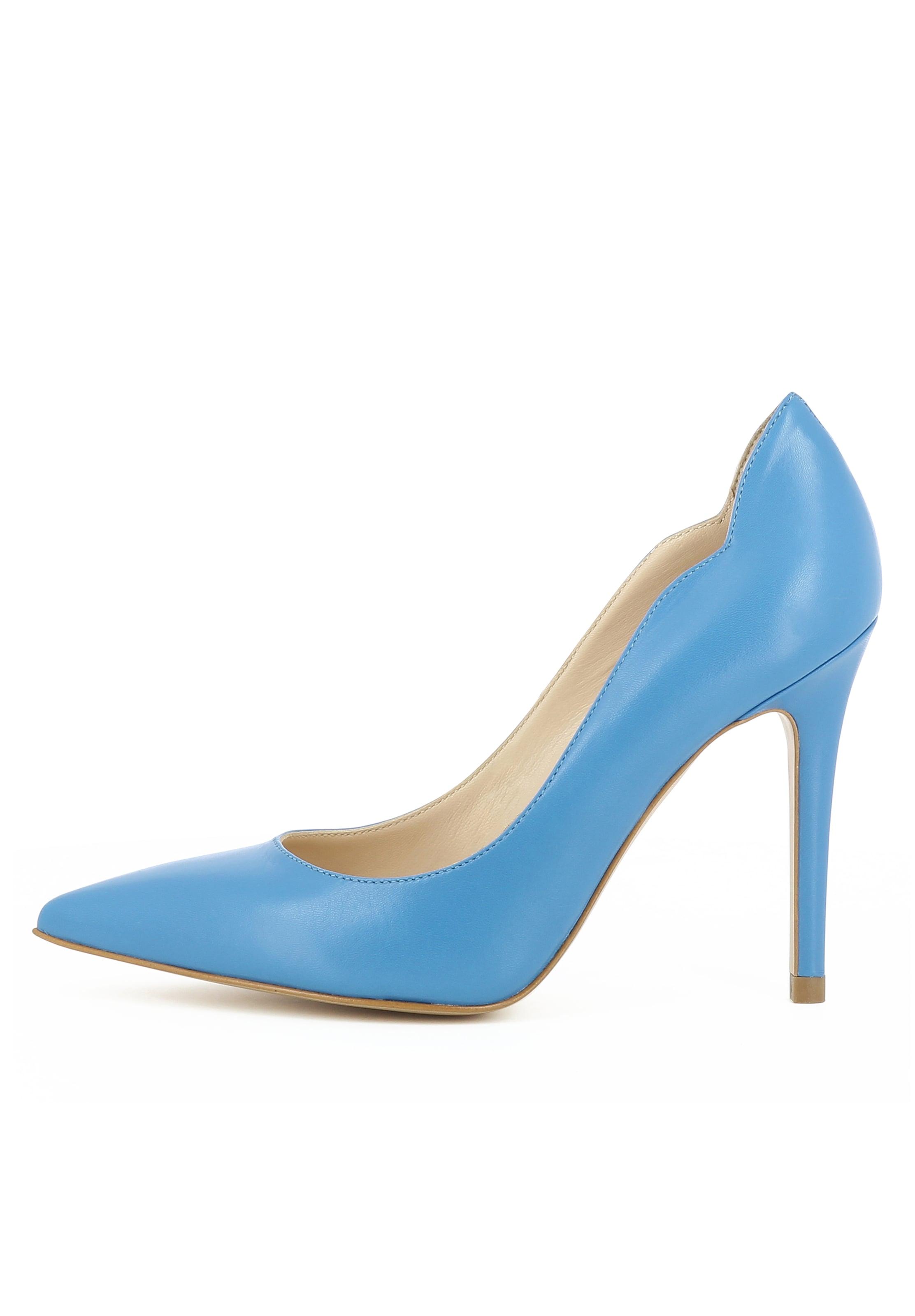 Bleu Escarpins Bleu Evita En 'alina' En Escarpins 'alina' Evita 4Rj5AL
