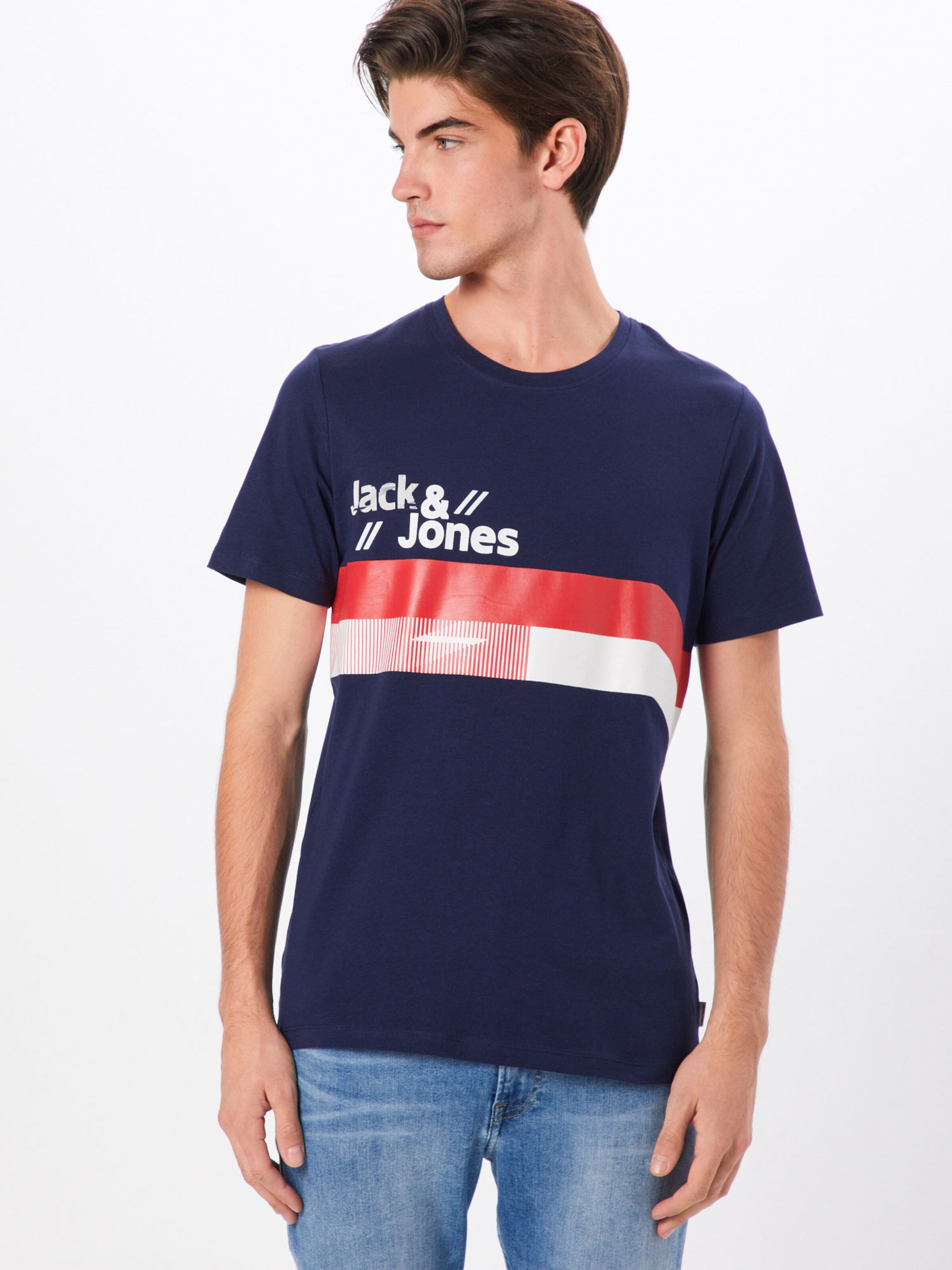 Jackamp; En T Jones shirt Blanc 1cT3lJFK