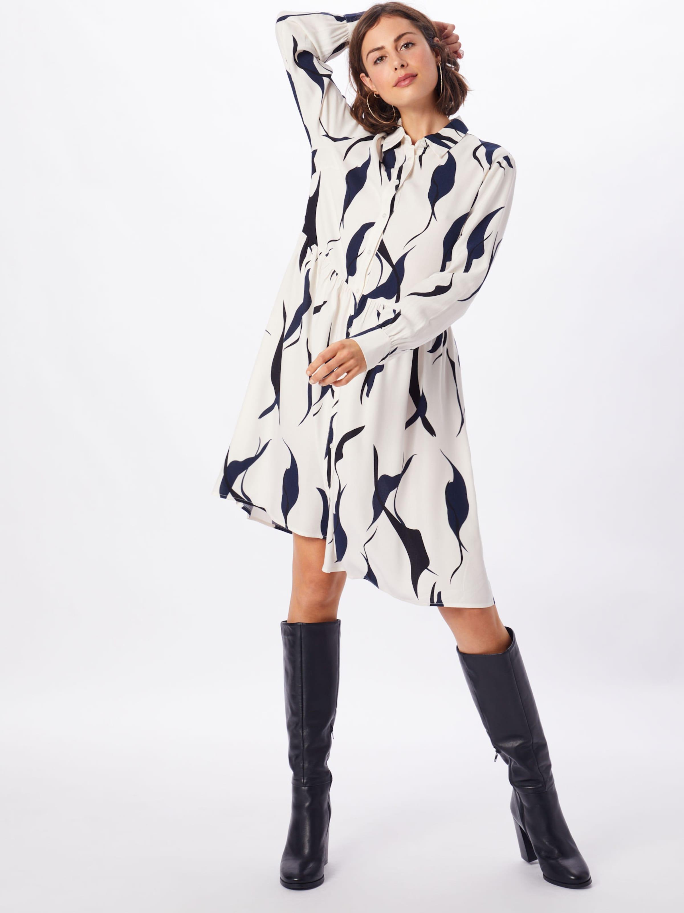 Object En Blanc Object Robe chemise HYEDW2e9I