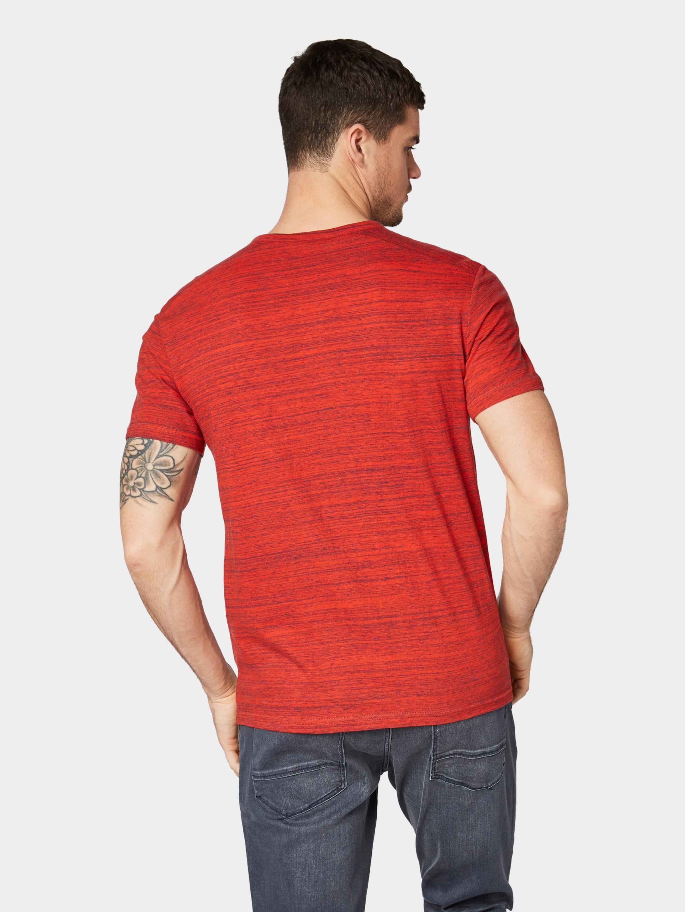 Tailor shirt Tom RotSchwarz T In f7gv6Yby