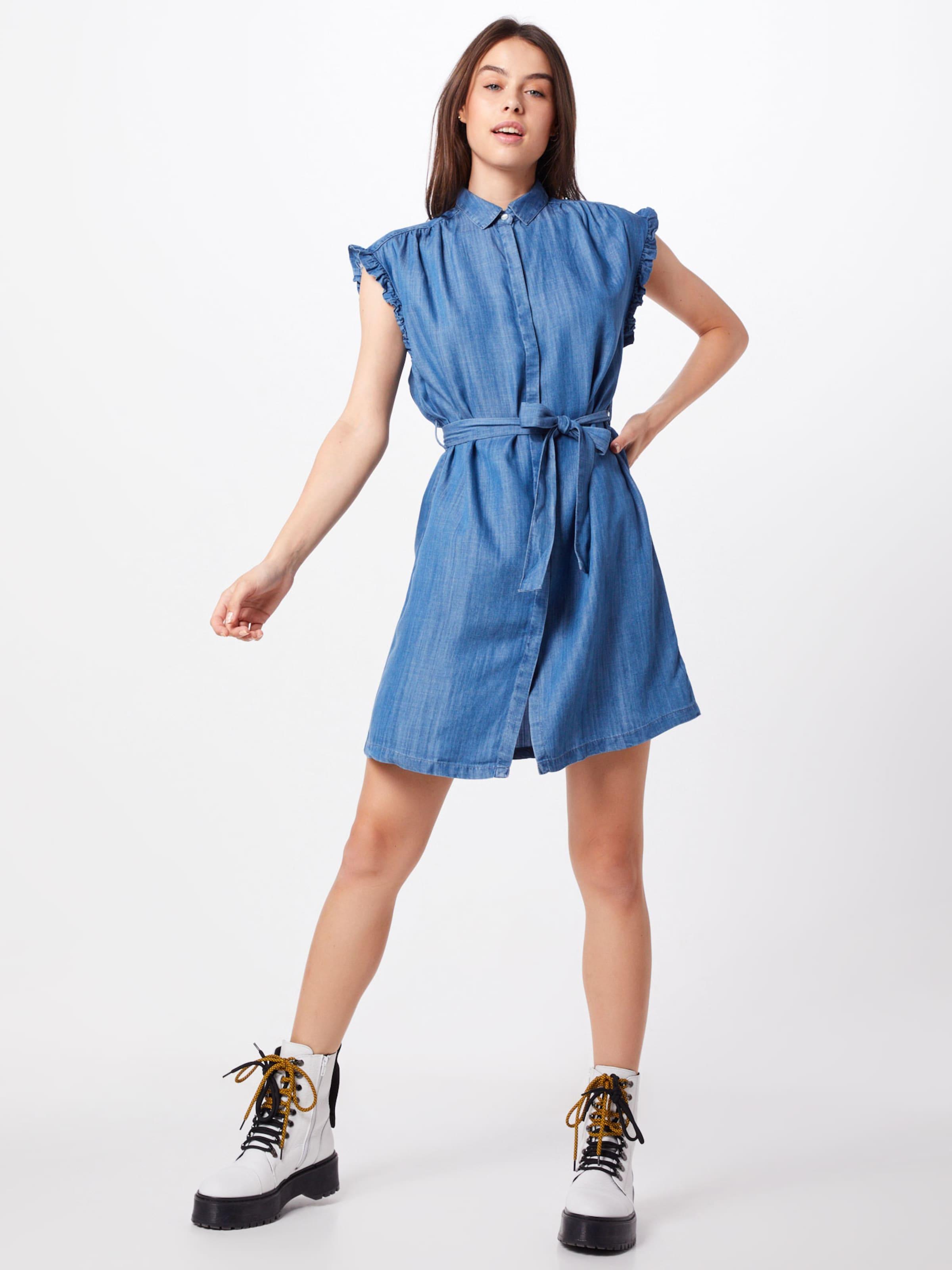 Mavi Denim chemise Bleu Robe En trsChQxdB