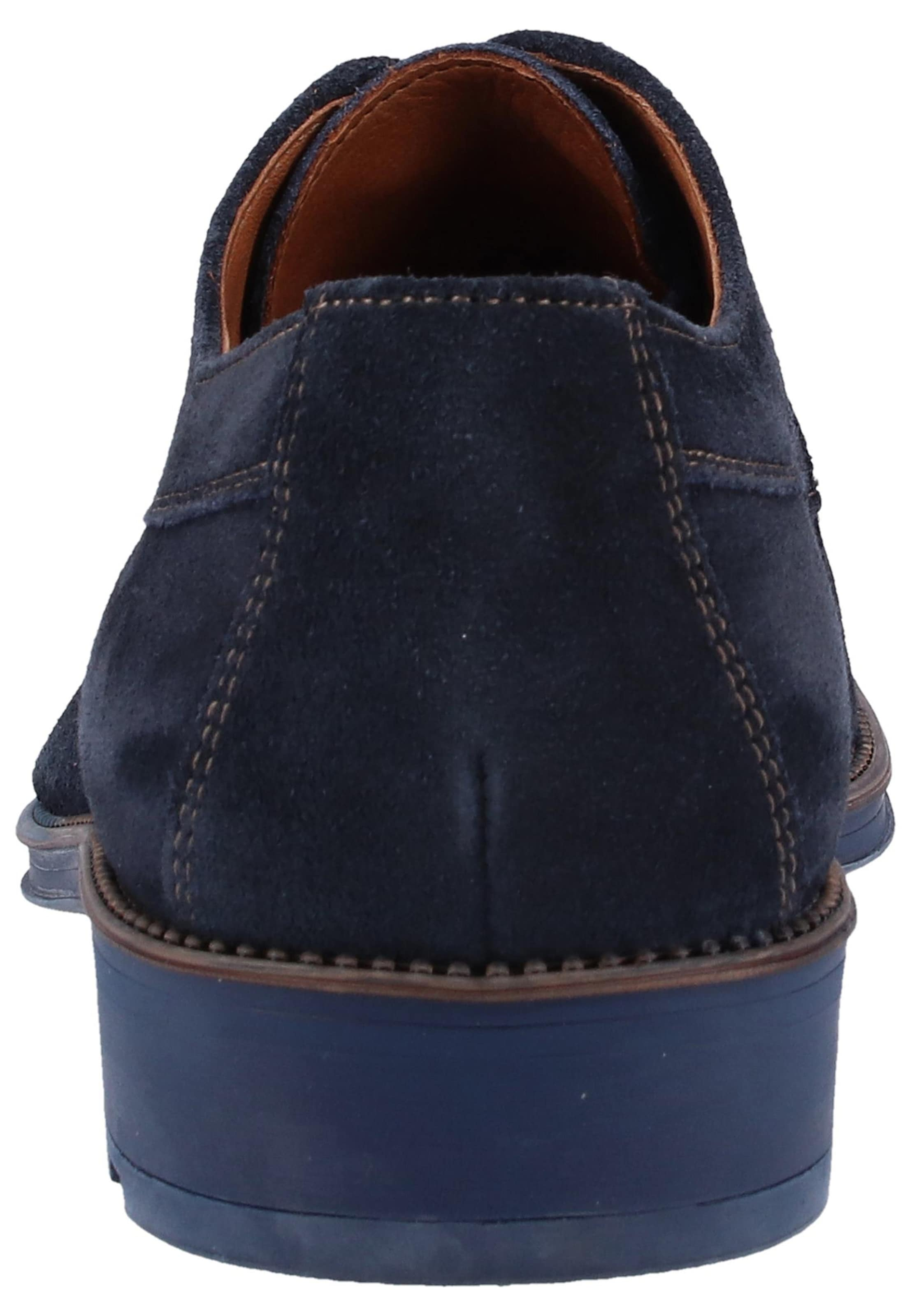 Chaussure Lloyd Lacets En À Bleu mNnwO80vPy