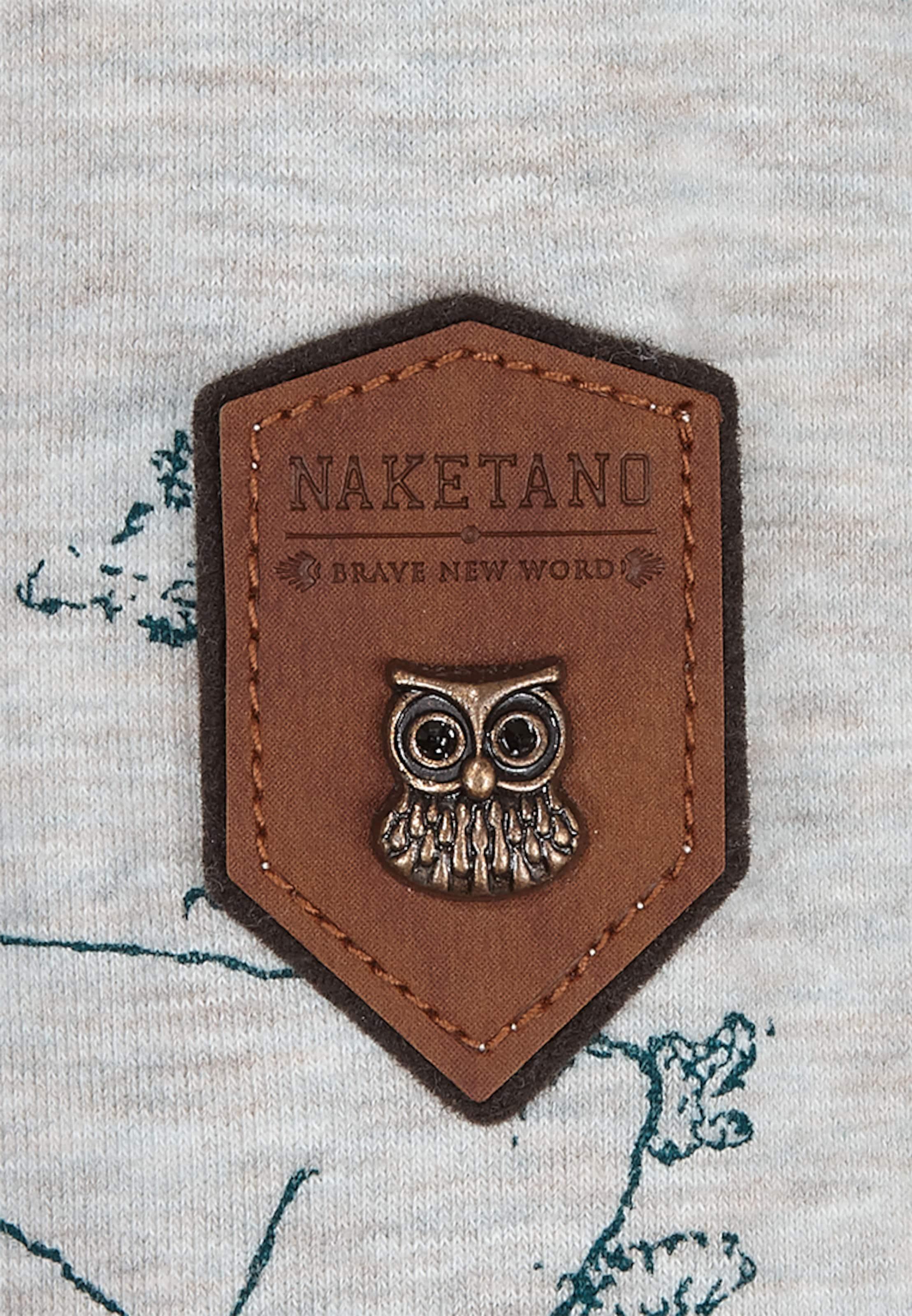 Spessart' En Menthe shirt Naketano Sweat 'darth Im 0NnwOyv8Pm