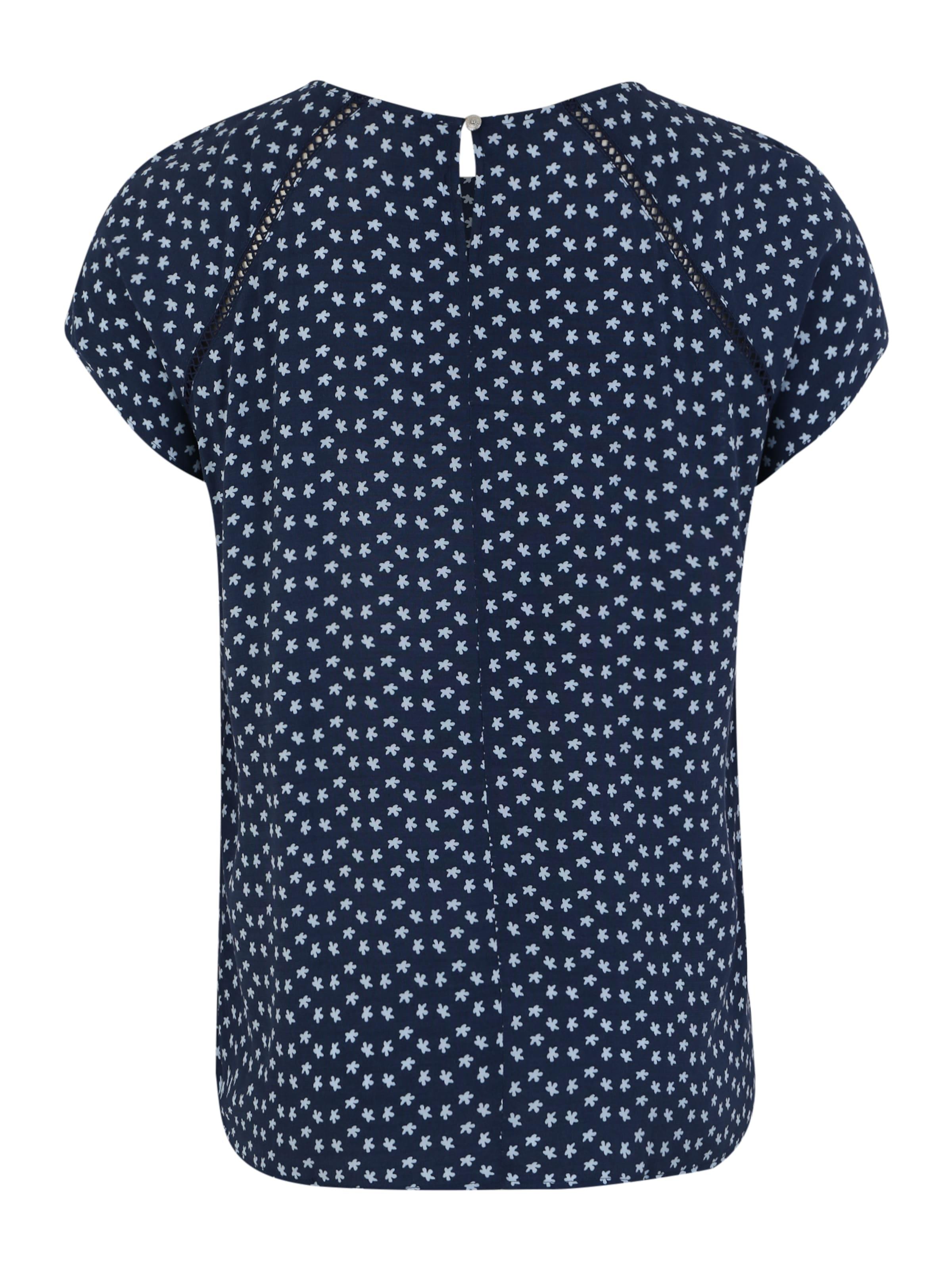 T shirt En Popken Bleu ClairFoncé Ulla 2EDHYIW9