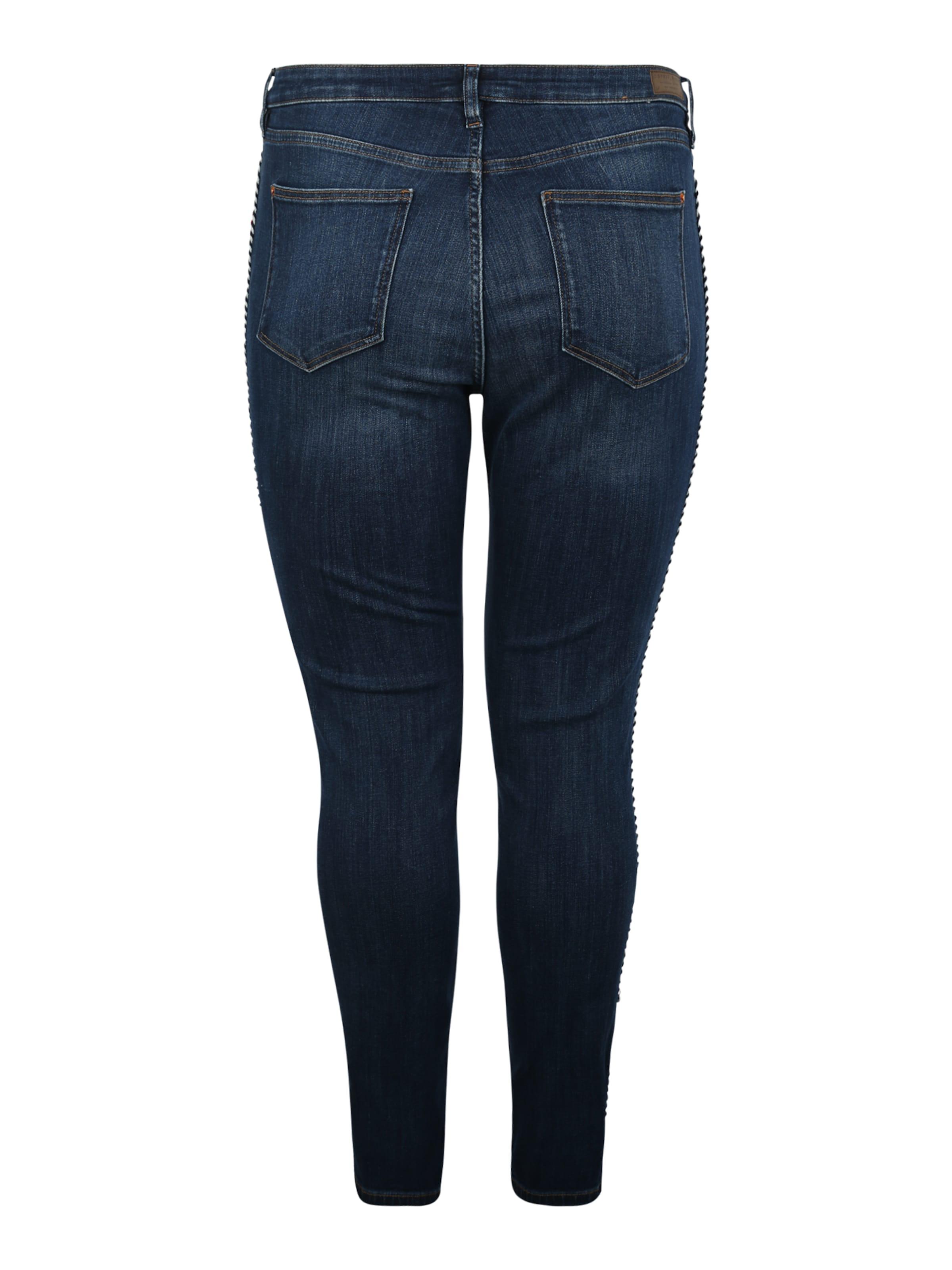 Esprit Denim In Blue Curves Jeans 6bf7yYg