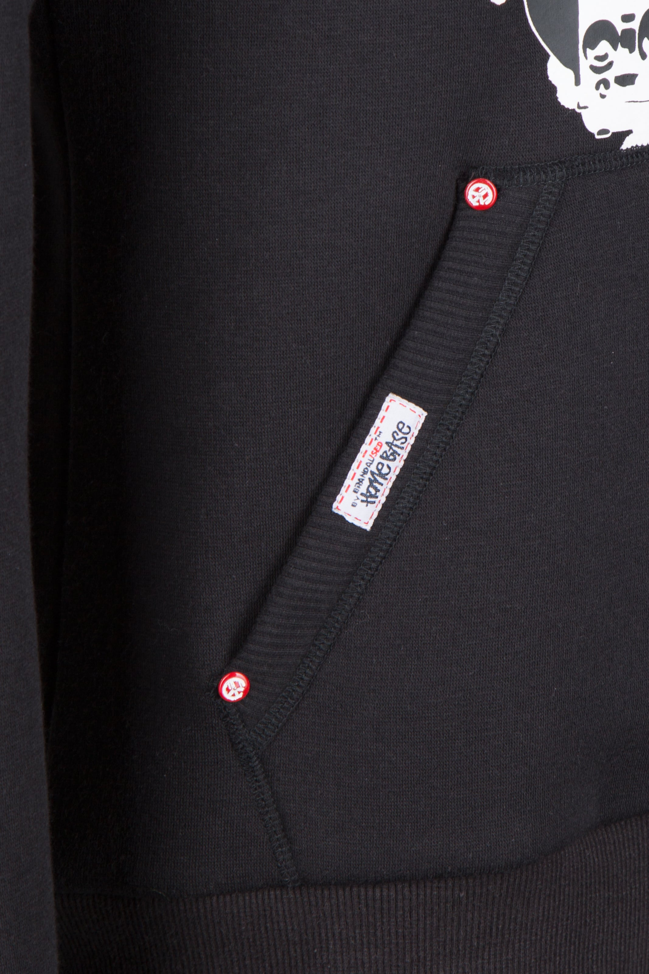En Sweat shirt FoncéBlanc Bleu Homebase dtshrQ